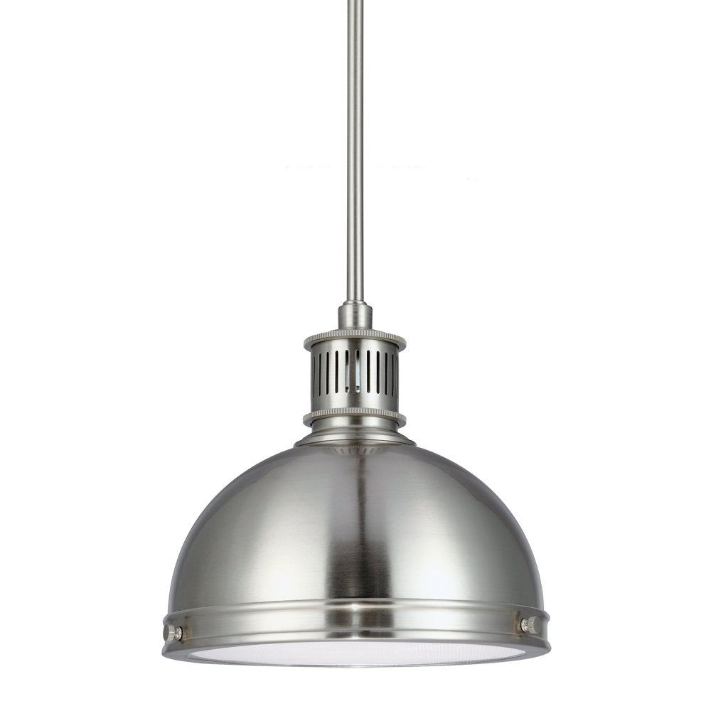 Newest Amara 2 Light Dome Pendants With Amara 2 Light Dome Pendant (View 1 of 25)