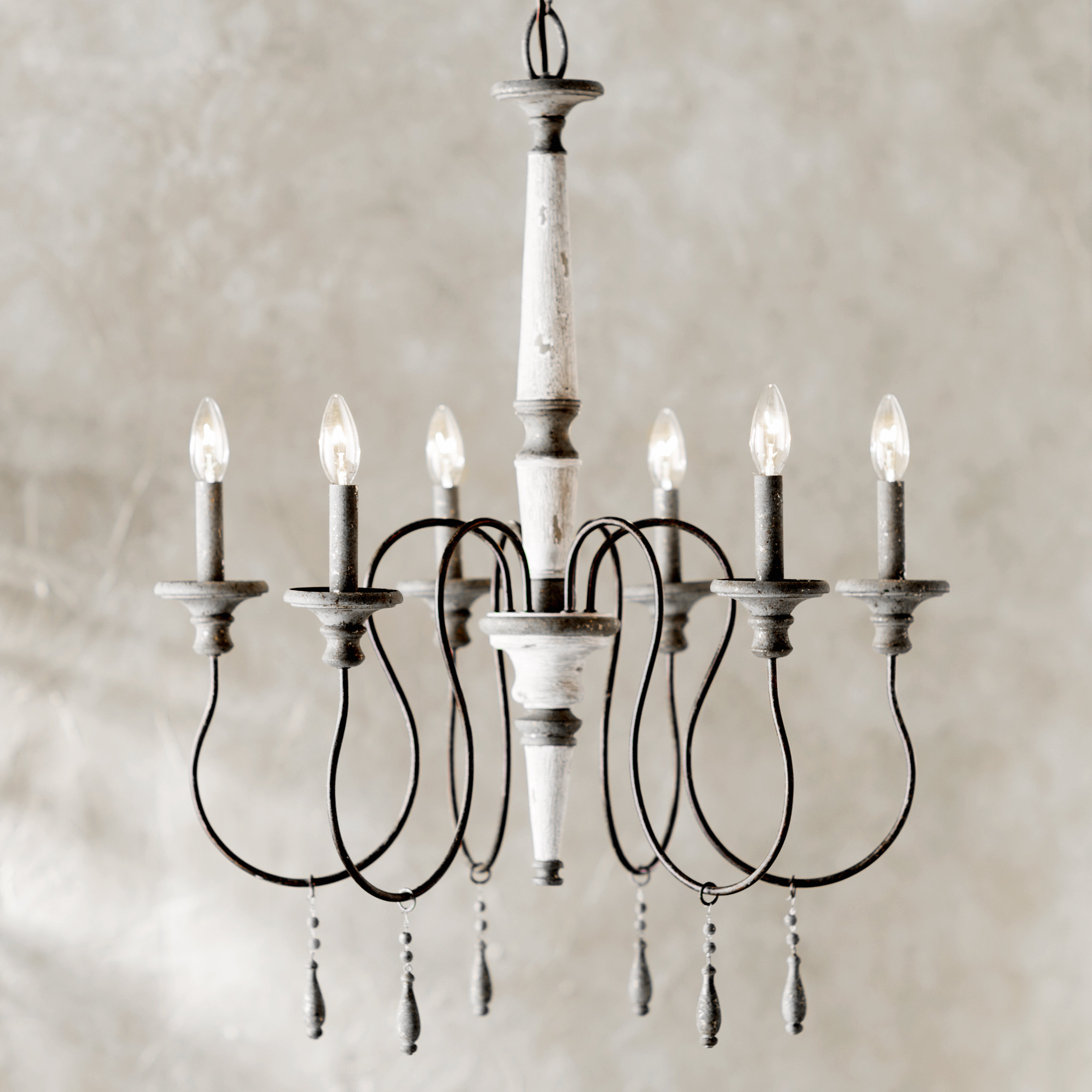 Newest Farmhouse & Rustic Lark Manor Chandeliers (View 17 of 25)