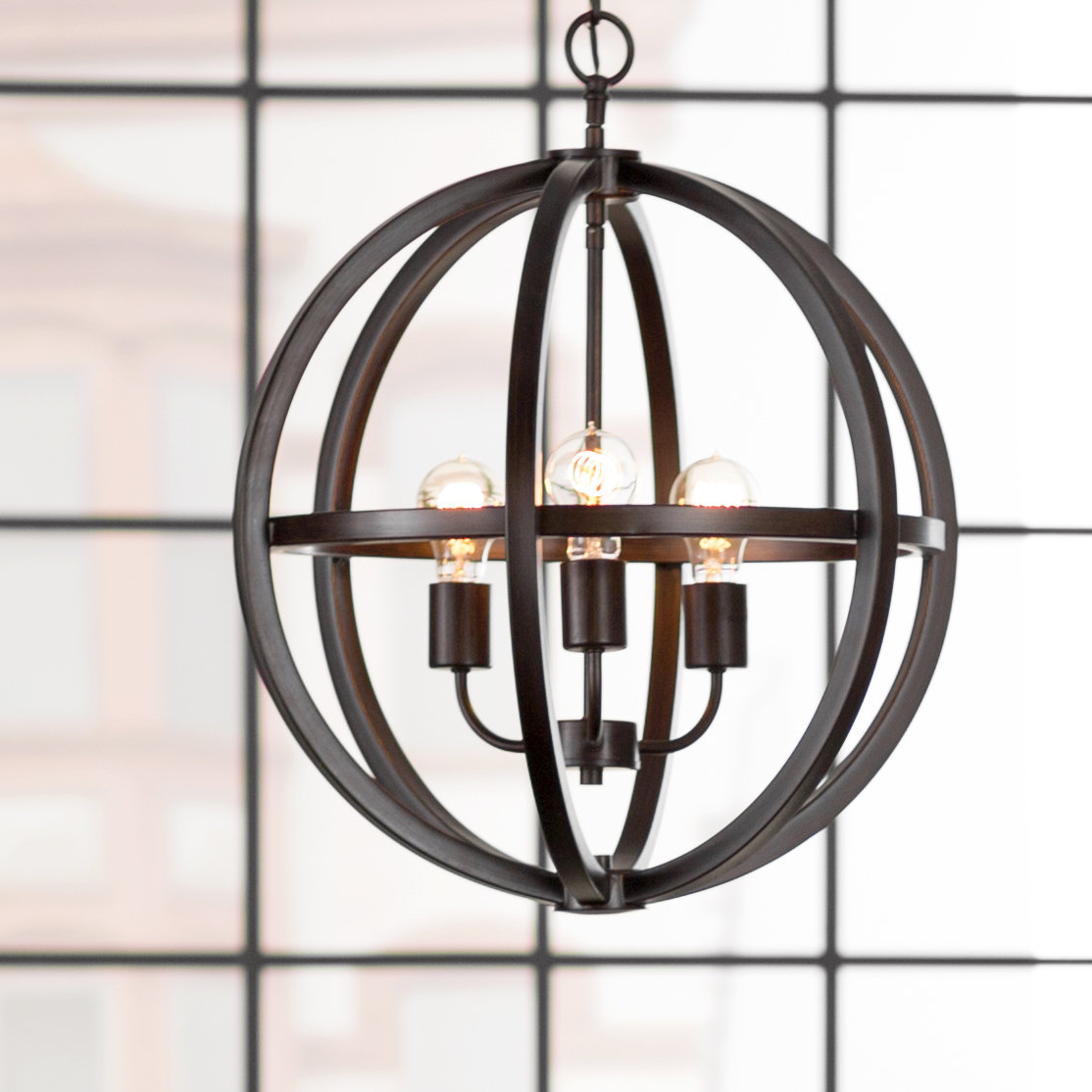 Newest Irwin 1 Light Single Globe Pendants Intended For Irwin Globe Pendant (View 17 of 25)