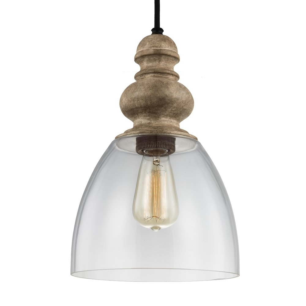 Newest Sargent 1 Light Single Bell Pendants Throughout Lemelle 1 Light Single Bell Pendant (View 11 of 25)