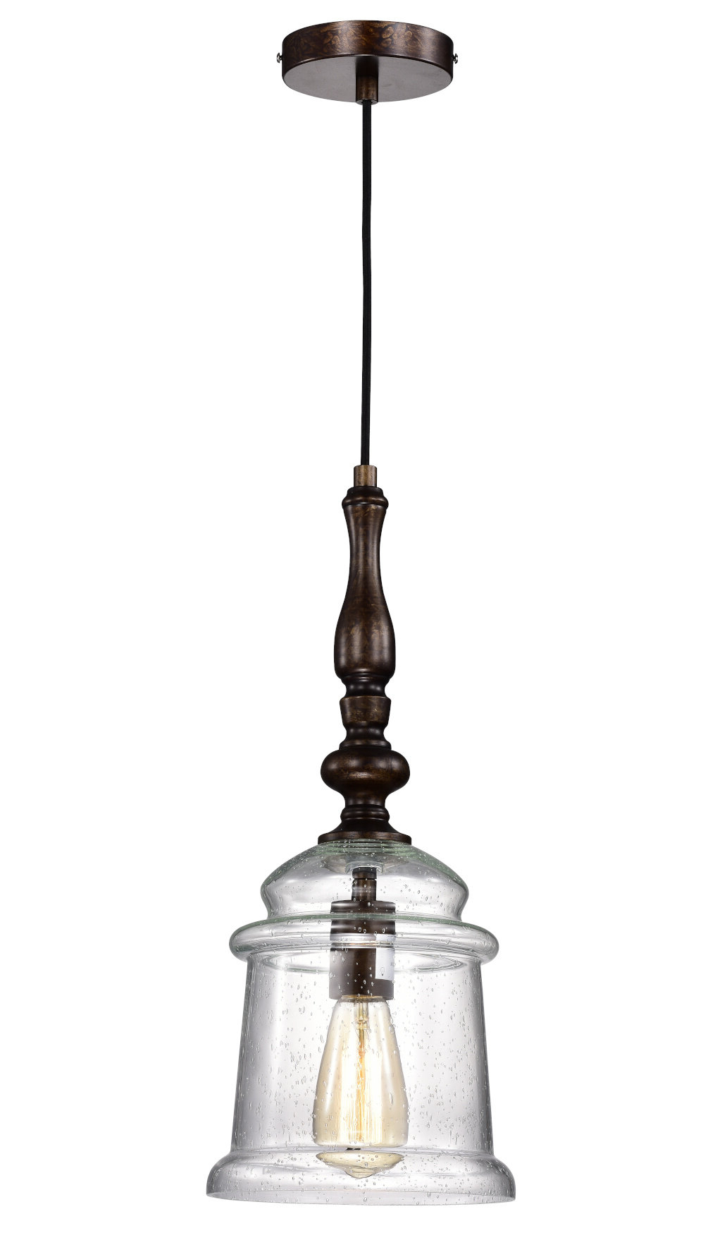 Newest Sargent 1 Light Single Bell Pendants With Io 1 Light Single Bell Pendant (View 12 of 25)