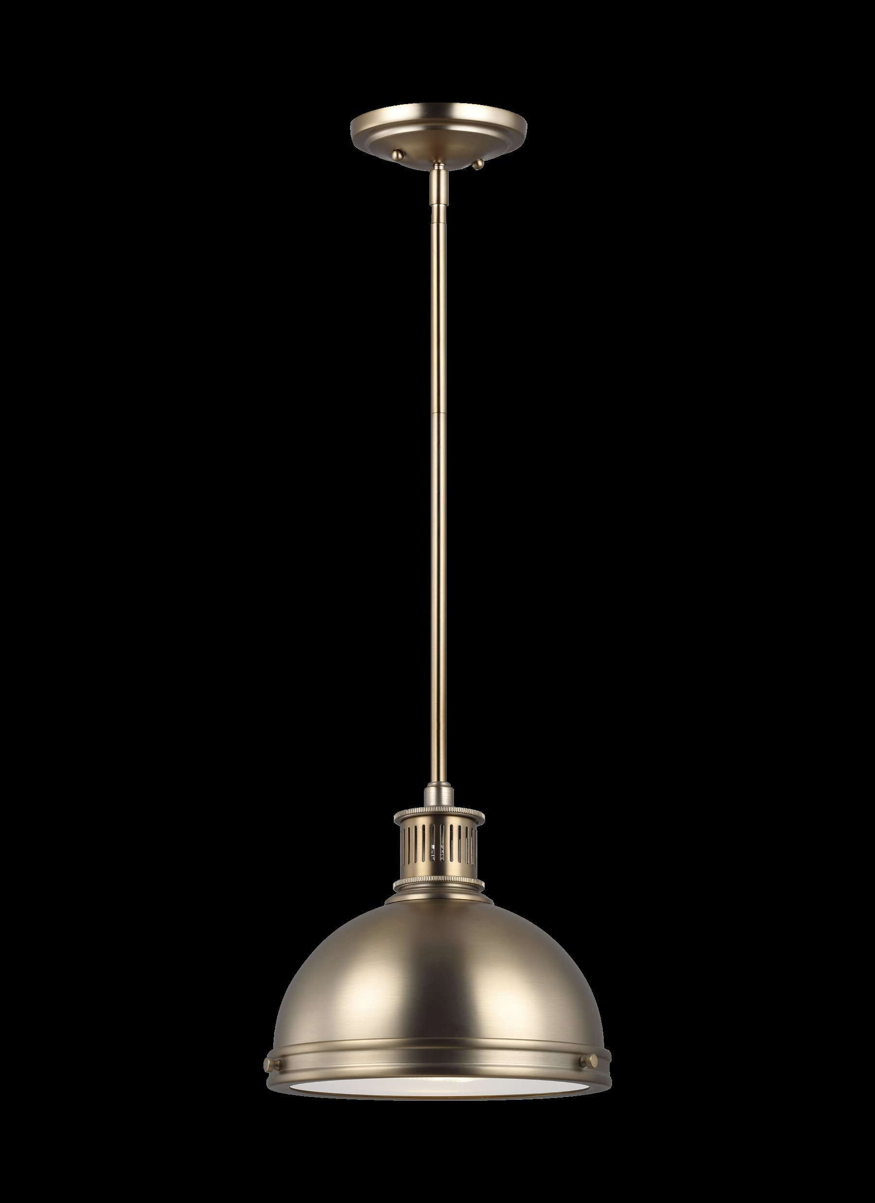 Ninette 1-Light Dome Pendants in Best and Newest Ninette 1-Light Dome Pendant