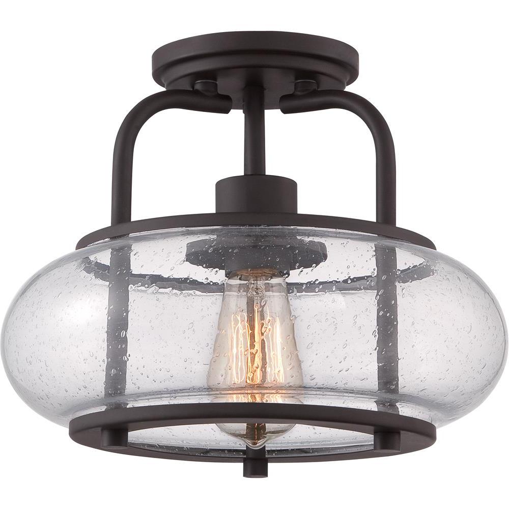 Nolan 1-Light Lantern Chandeliers throughout Current Quoizel Lighting - Goinglighting