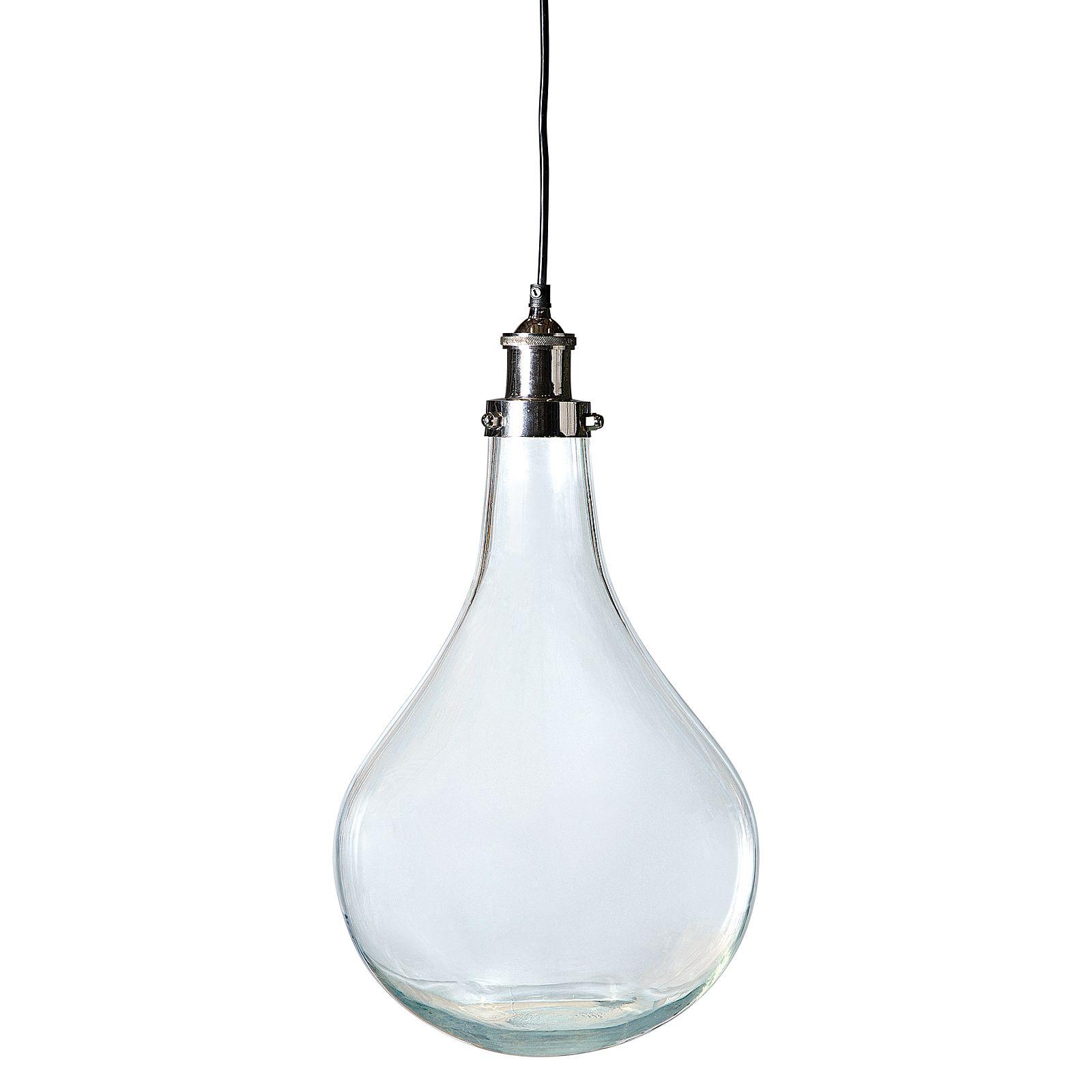Odean Glass Pendant Light Regarding Well Liked Demi 1 Light Globe Pendants (View 25 of 25)