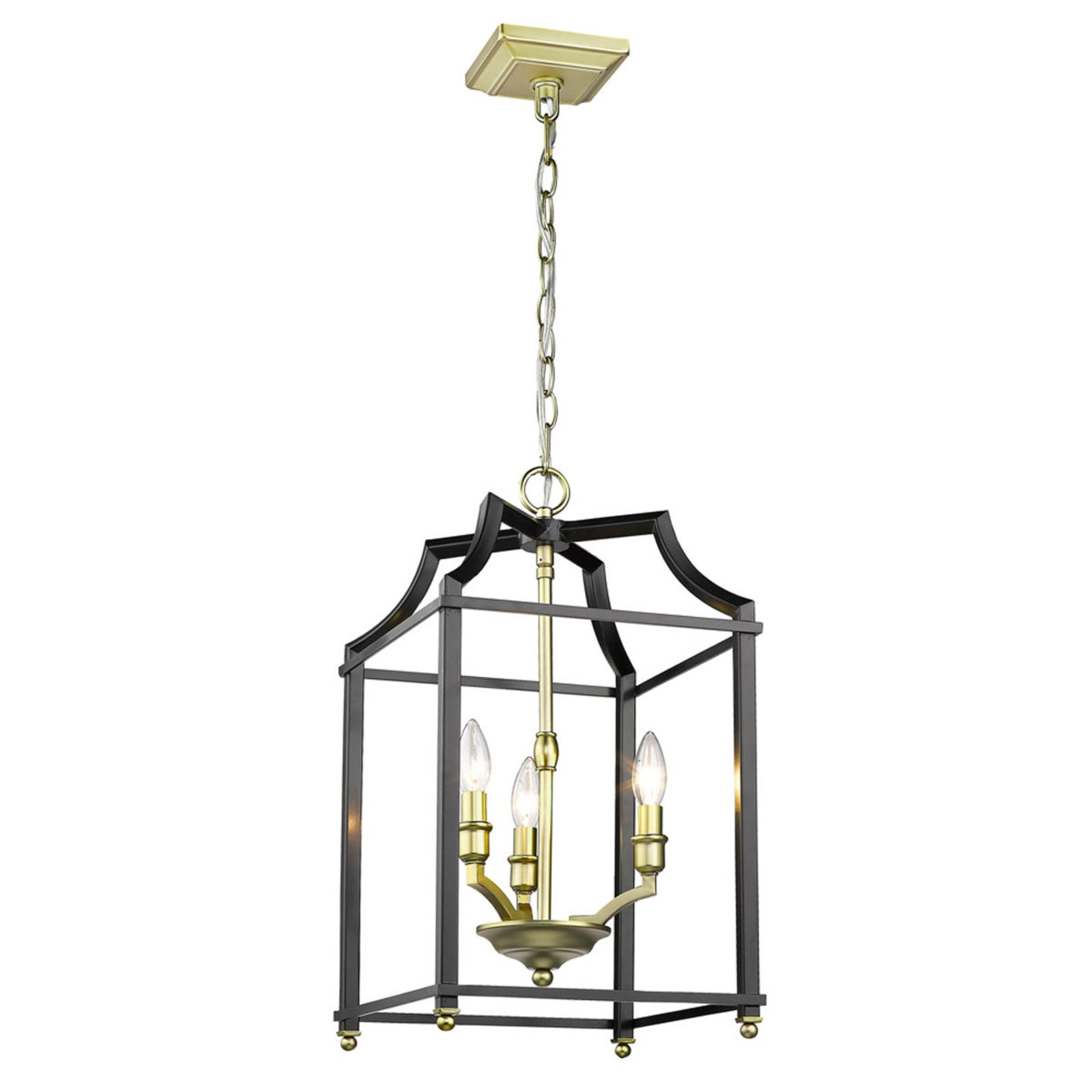 Payton 7 1 4 Wide Black Mini Pendant 33M86 Lamps Plus – Artofit Intended For Widely Used Leiters 3 Light Lantern Geometric Pendants (View 12 of 25)