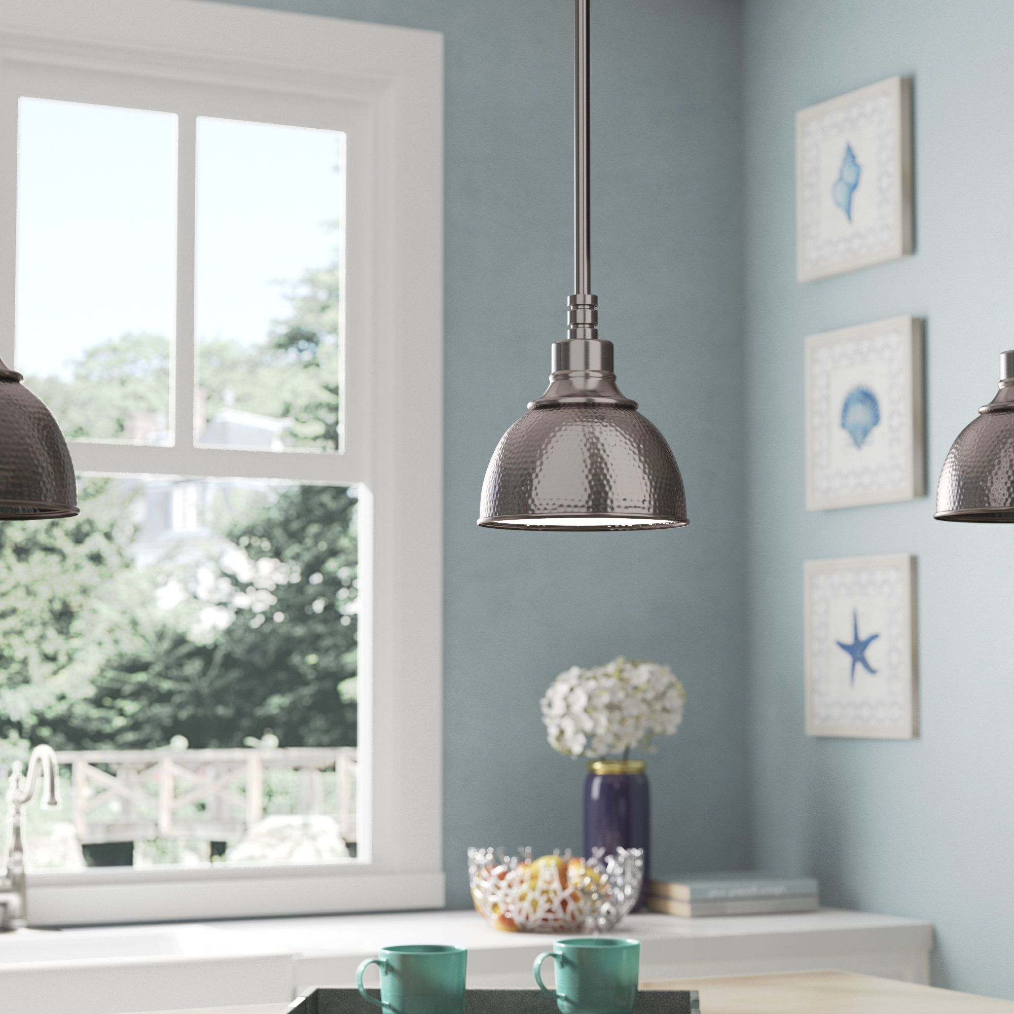 Pendant Lighting You'll Love (View 17 of 25)