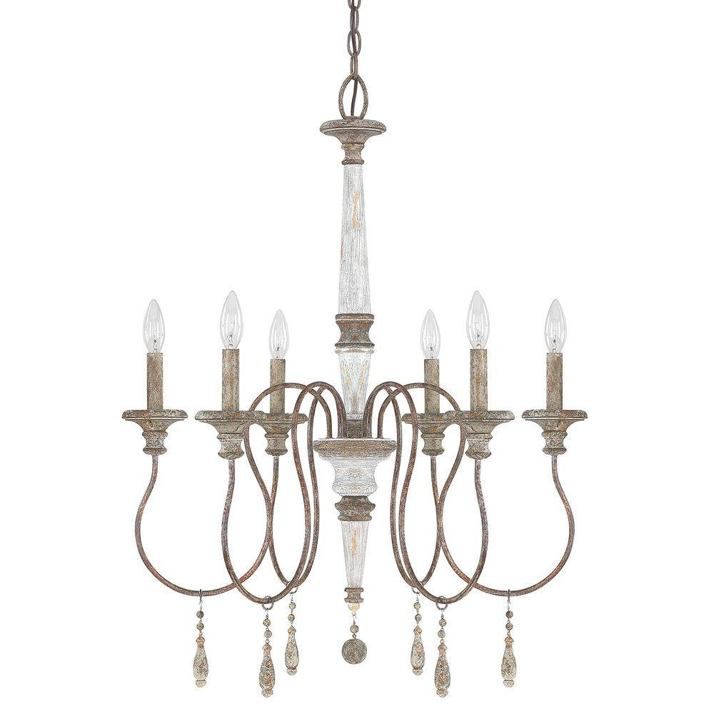 Popular Armande Candle Style Chandeliers For Armande Candle Style Chandelier (View 4 of 25)