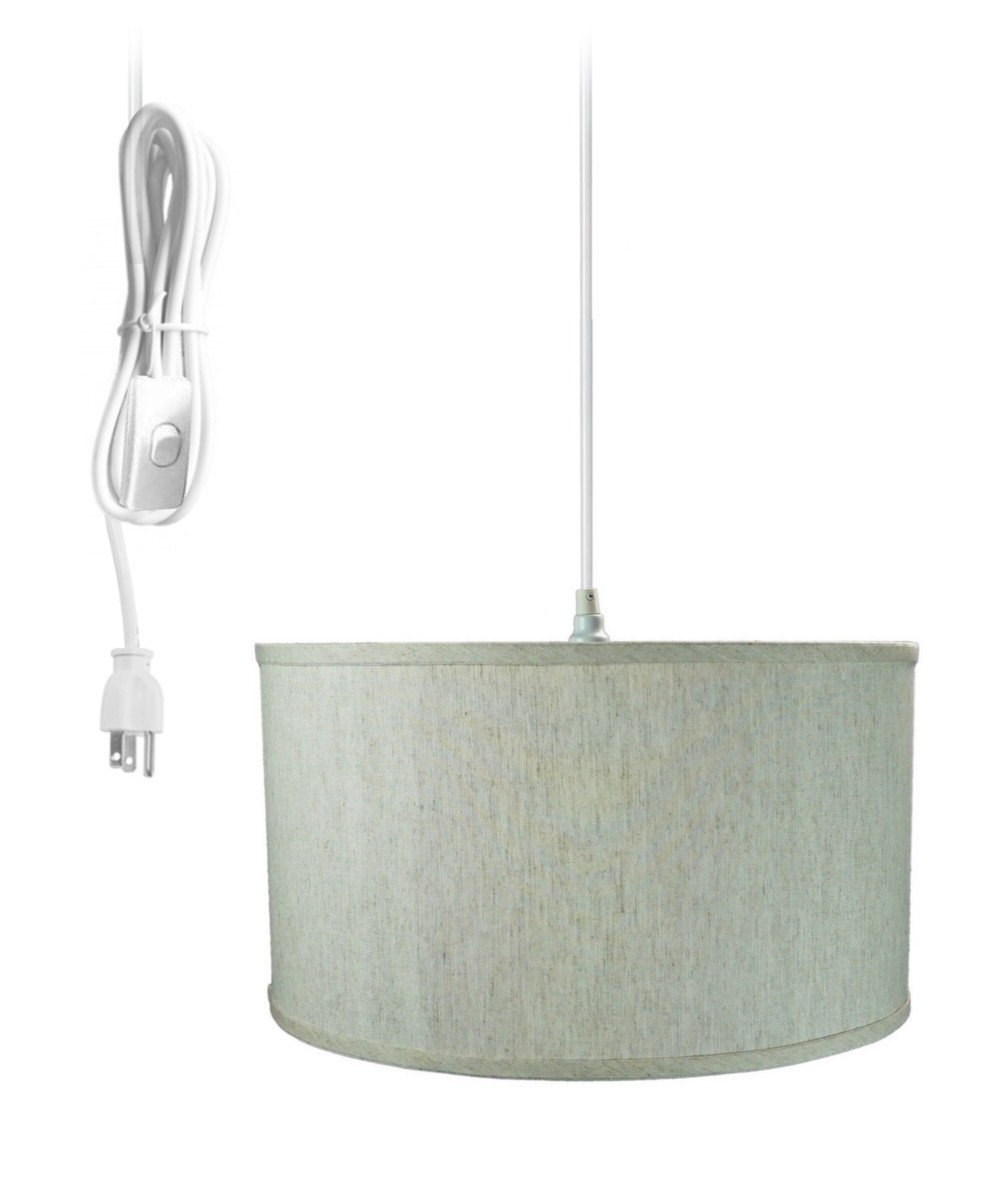 Popular Dealyard: Sea Gull Lighting 61850 782 1 Light Mini Pendant Pertaining To Kraker 1 Light Single Cylinder Pendants (View 18 of 25)