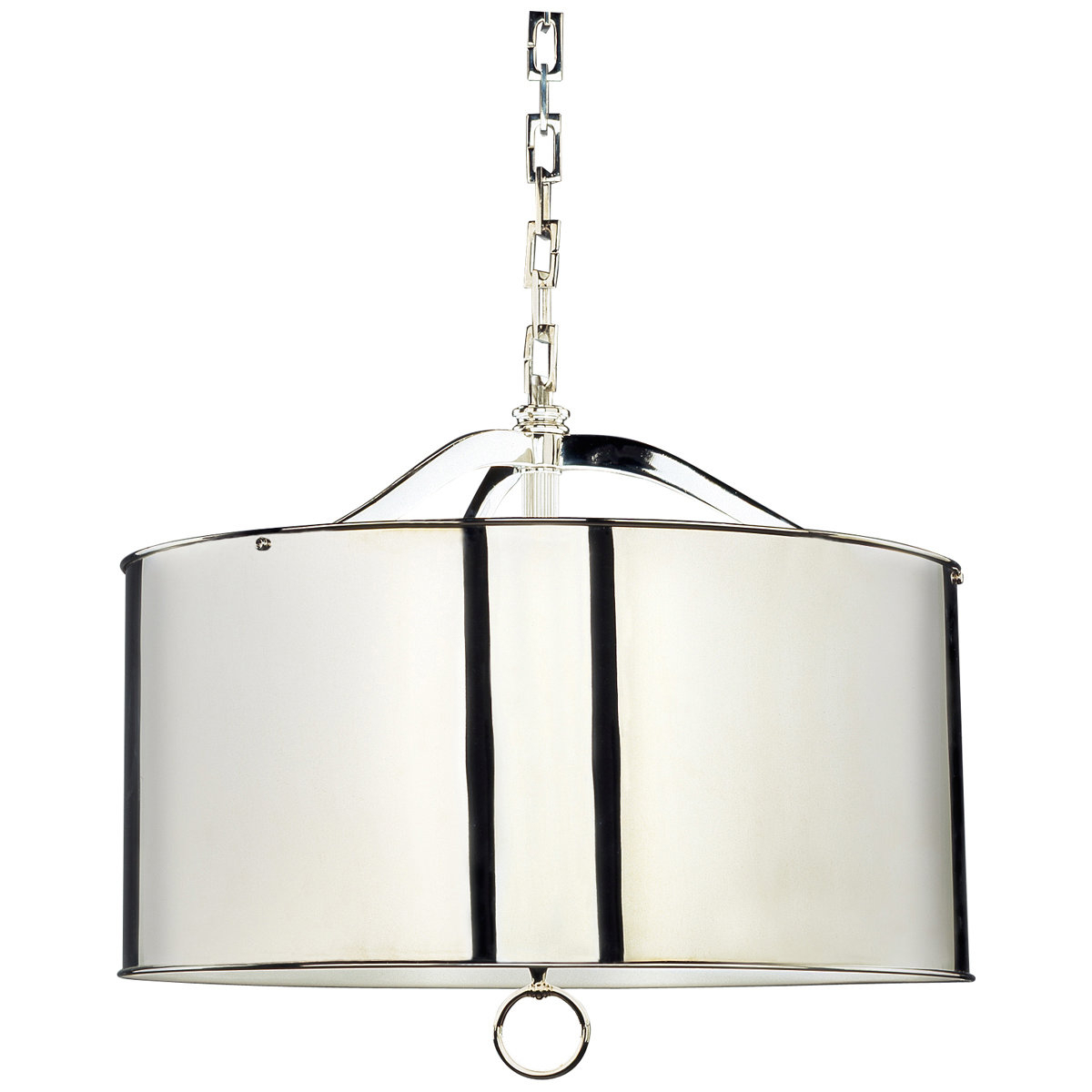 Porter 3 Light Single Drum Pendant Within Most Popular Tadwick 3 Light Single Drum Chandeliers (View 11 of 25)