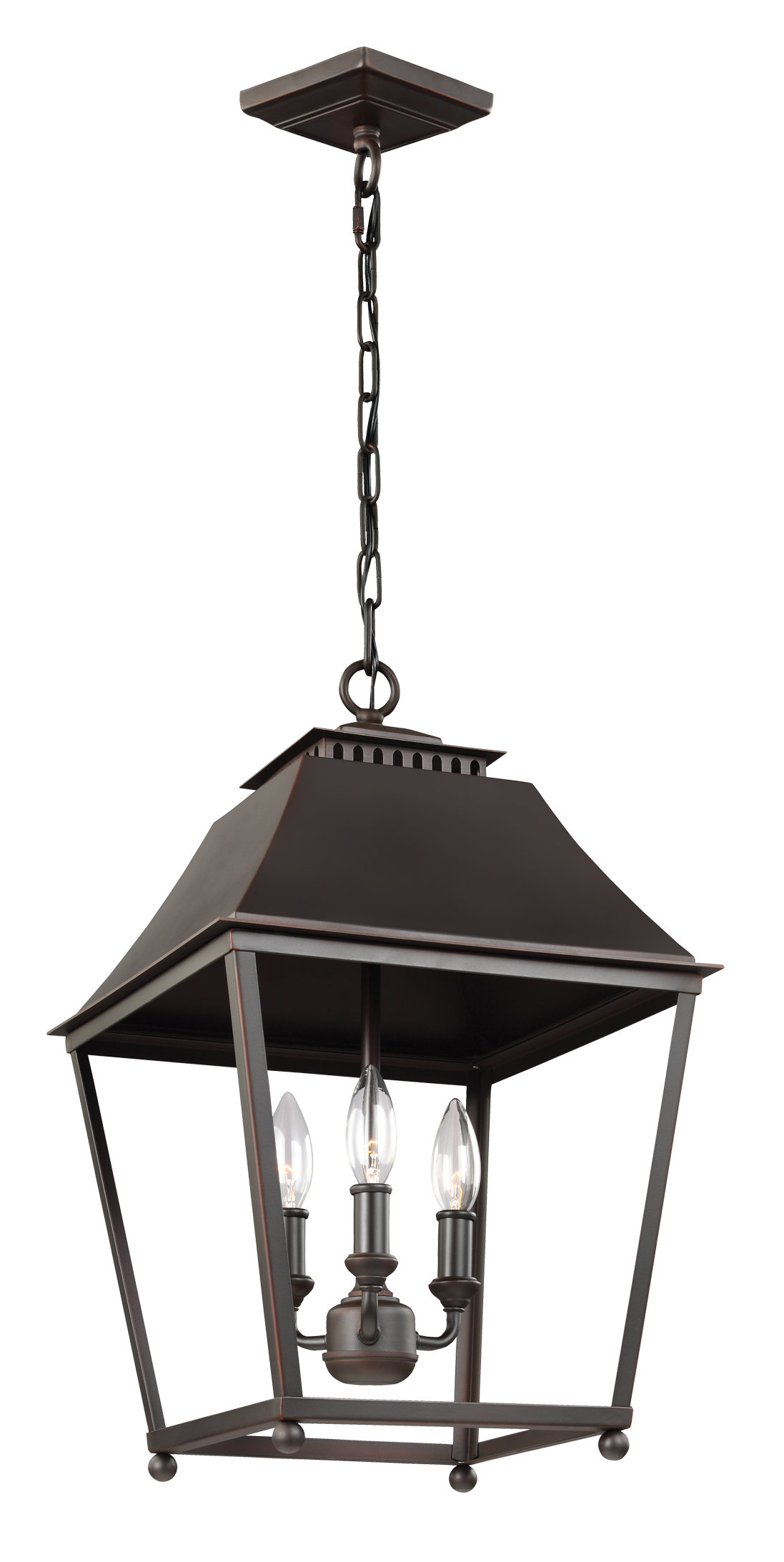 Preferred Armande 3 Light Lantern Geometric Pendants With Regard To Gracie Oaks Darwin 3 Light Lantern Geometric Pendant (View 21 of 25)