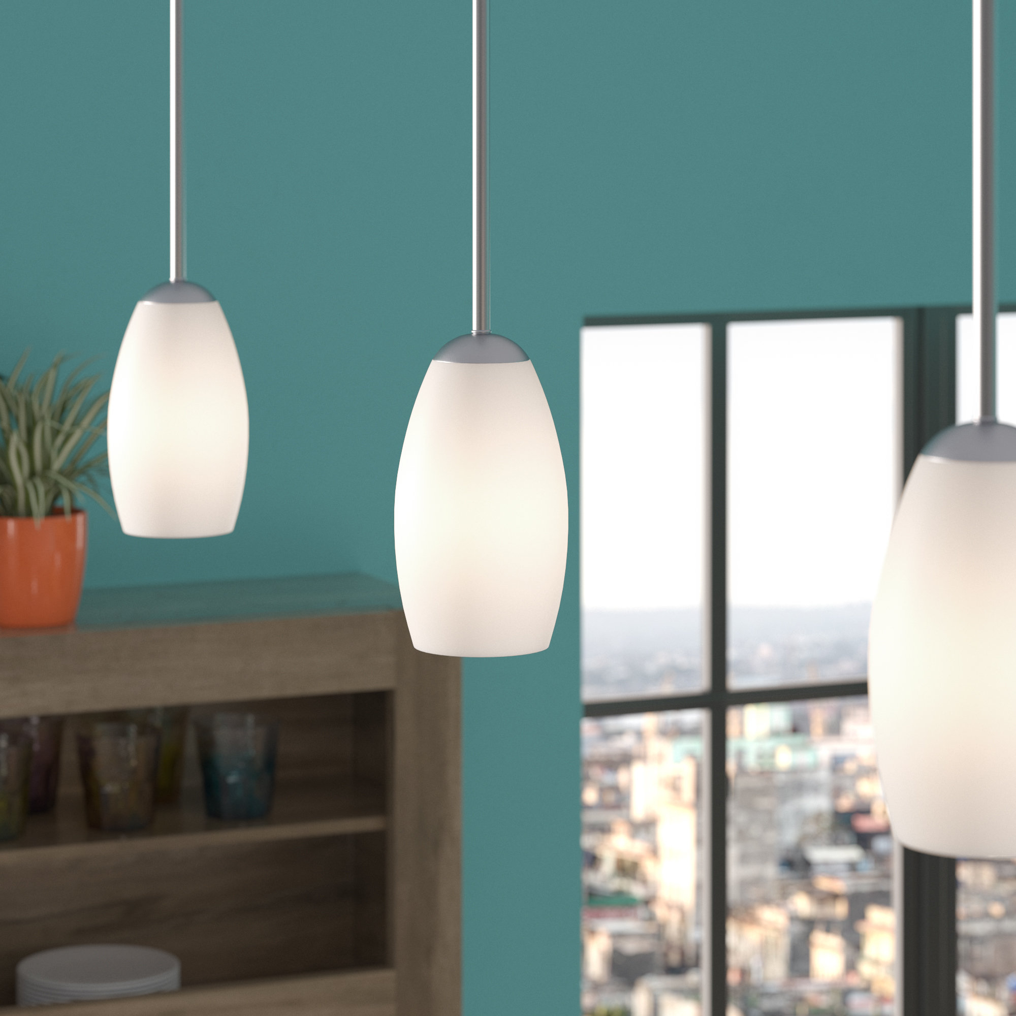 Featured Photo of Guro 1 Light Cone Pendants