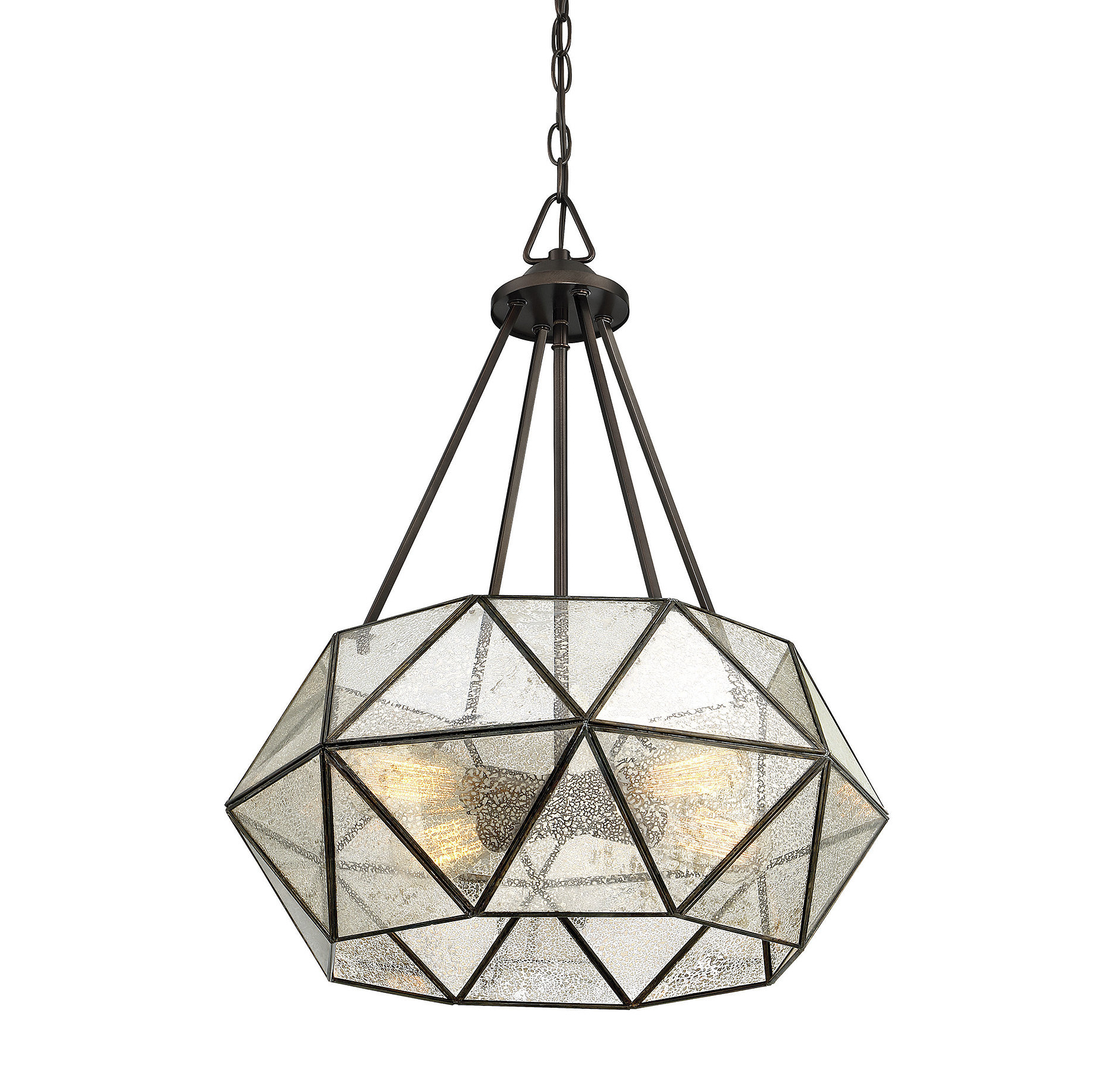 Preferred Jacey 4 Light Chandelier With Delon 4 Light Square Chandeliers (View 17 of 25)