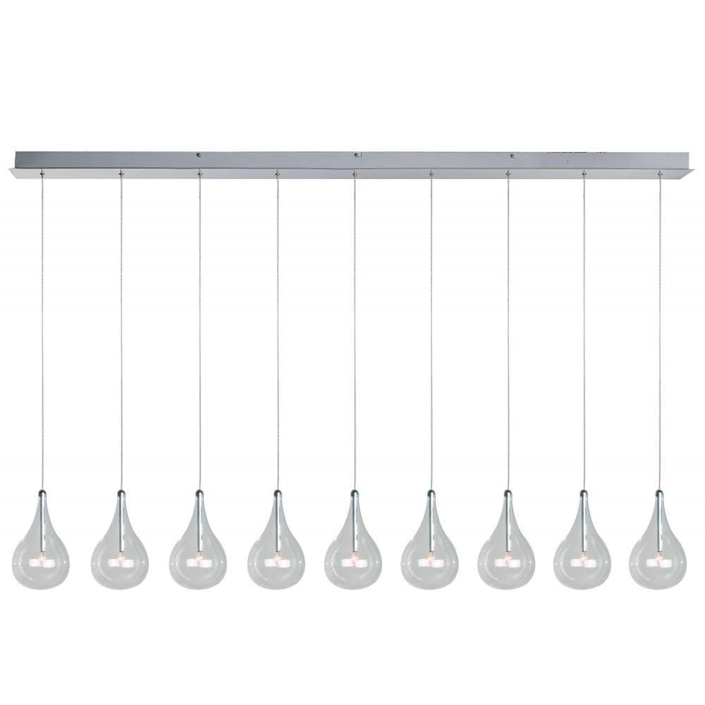 Products In With Regard To 2020 Neal 9 Light Kitchen Island Teardrop Pendants (View 11 of 25)