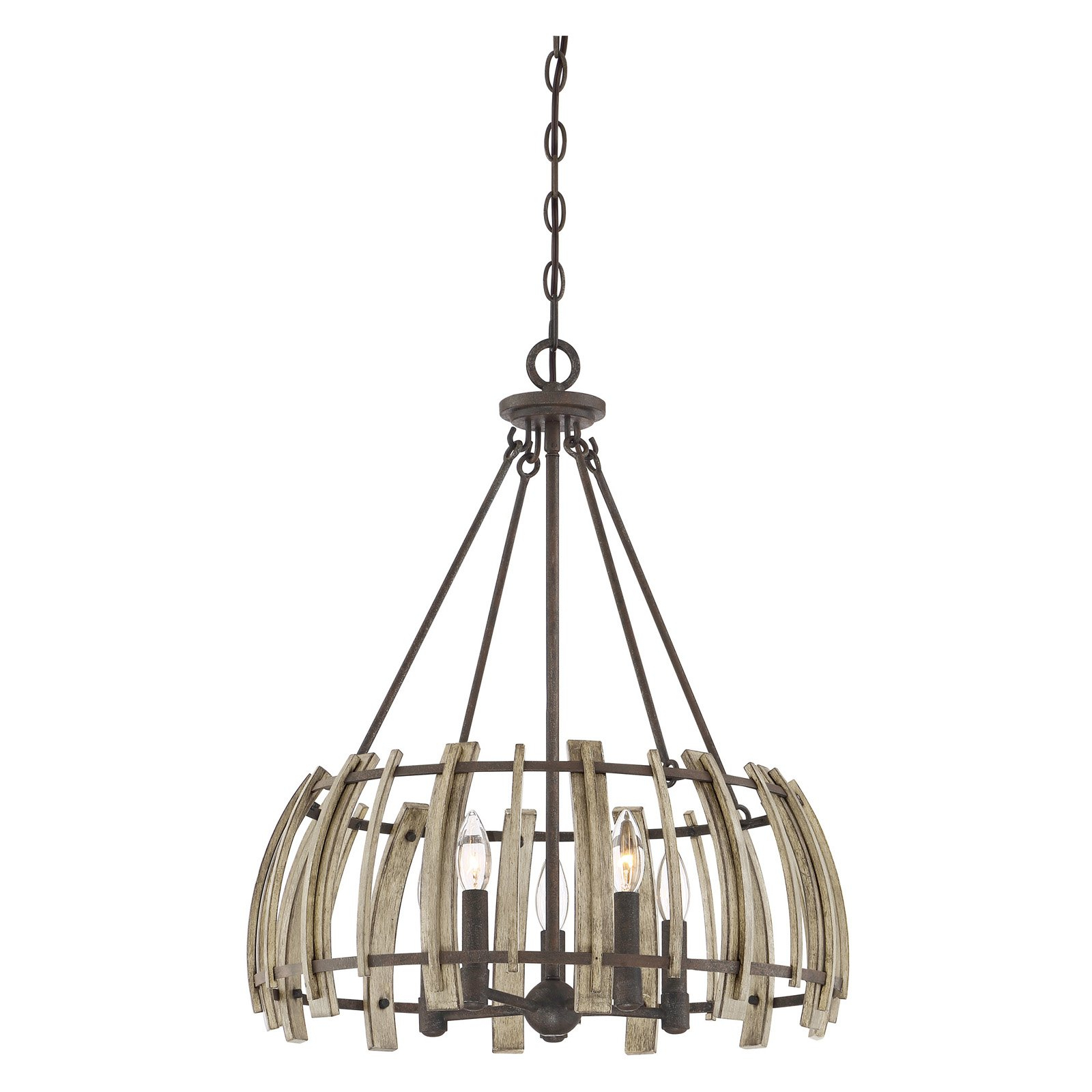 Quoizel Wood Hollow Whl2821Rk Pendant Light (View 10 of 25)