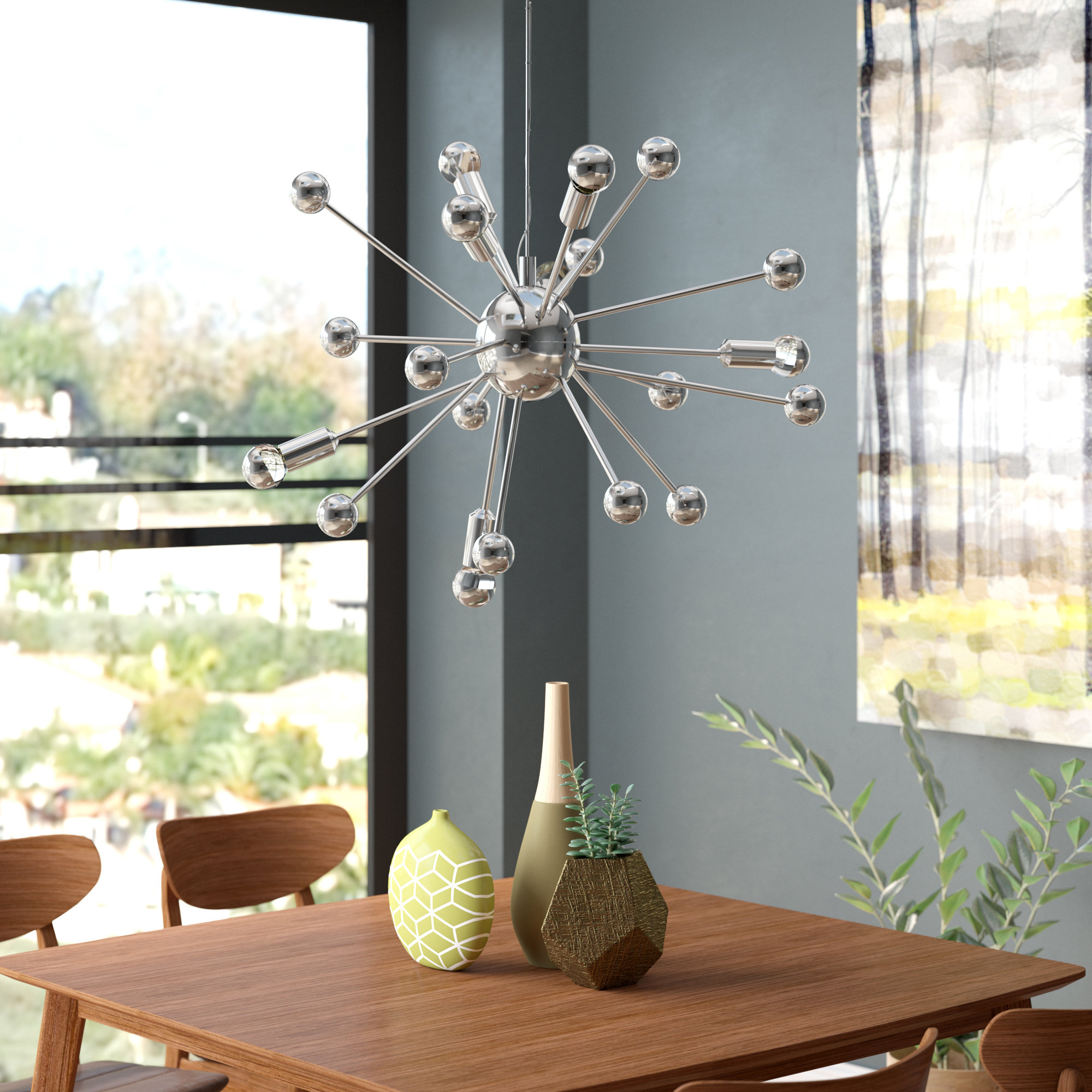 Recent Bacchus 12 Light Sputnik Chandelier With Regard To Corona 12 Light Sputnik Chandeliers (View 16 of 25)