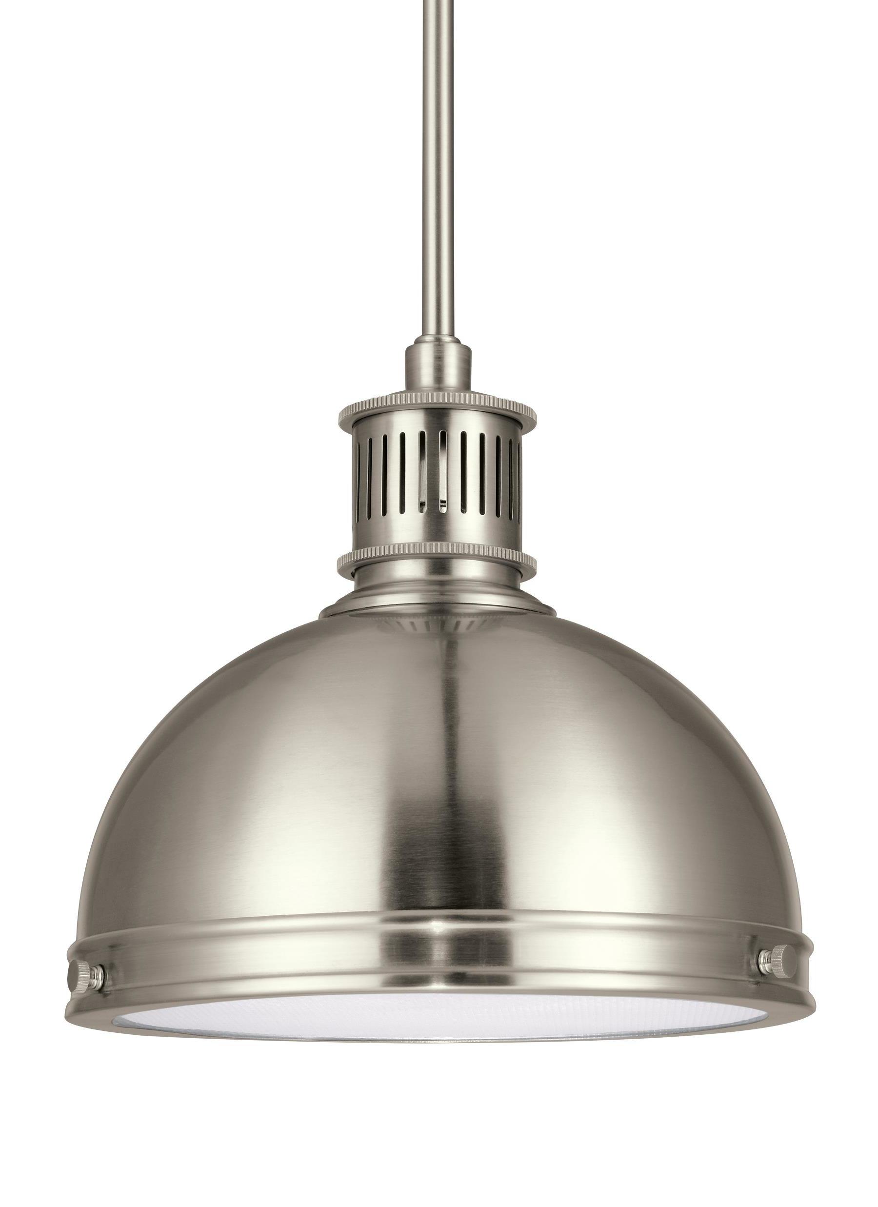 Recent Ninette 1-Light Dome Pendant with Ninette 1-Light Dome Pendants