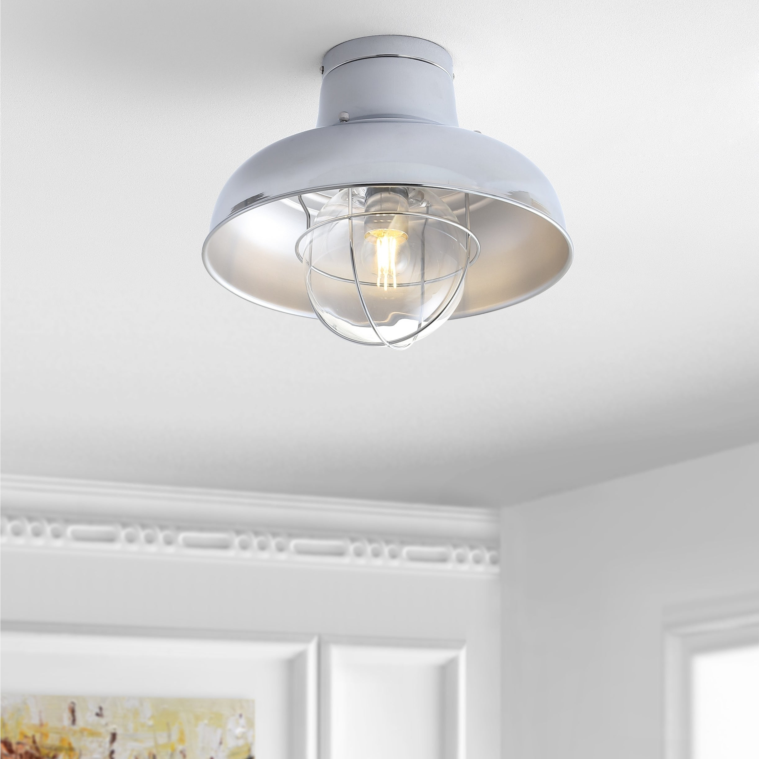 Recent Polished Lighting & Ceiling Fans Sale Ends In 1 Day (View 19 of 25)