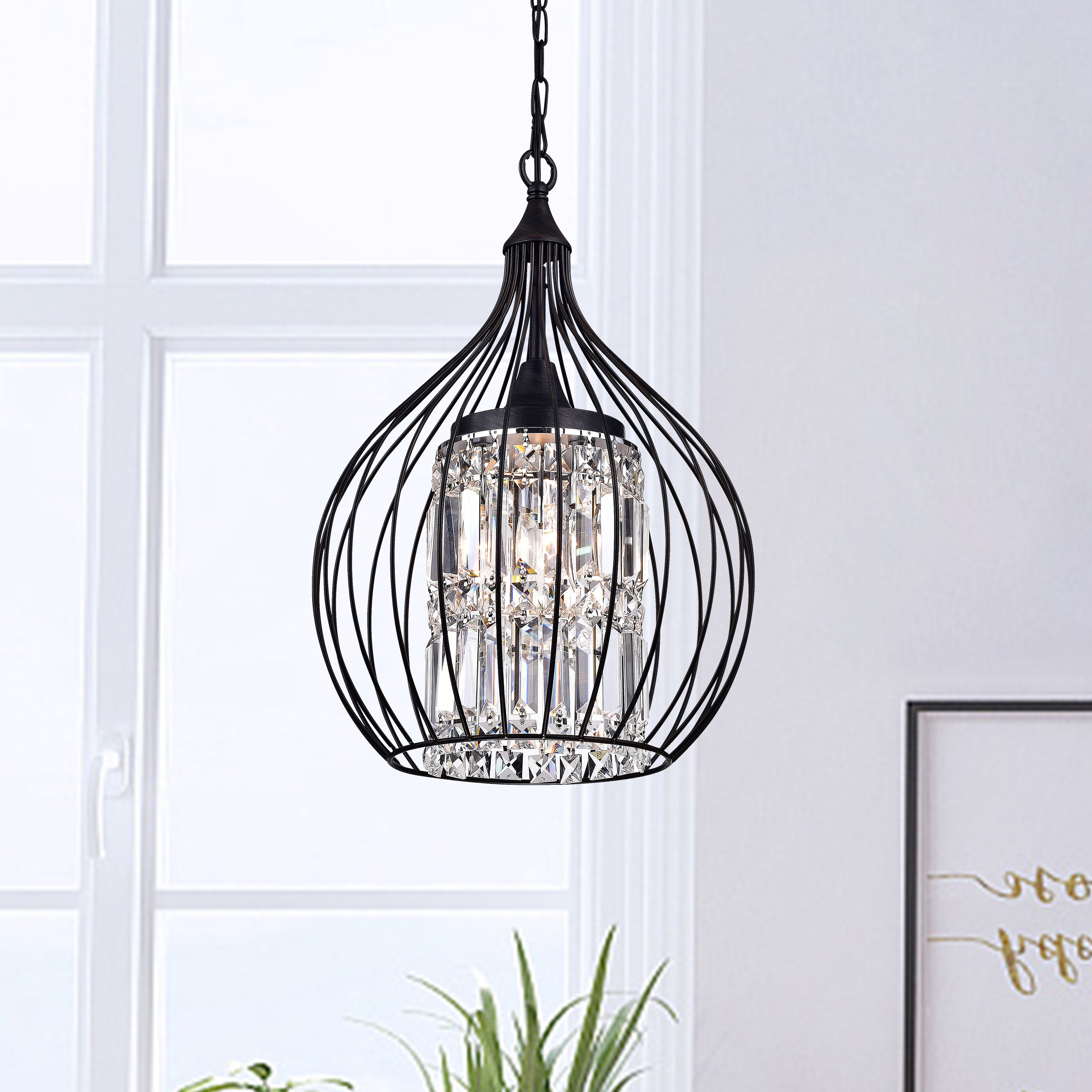 Richwood 3 Light Globe Chandelier With Widely Used Alden 3 Light Single Globe Pendants (View 21 of 25)