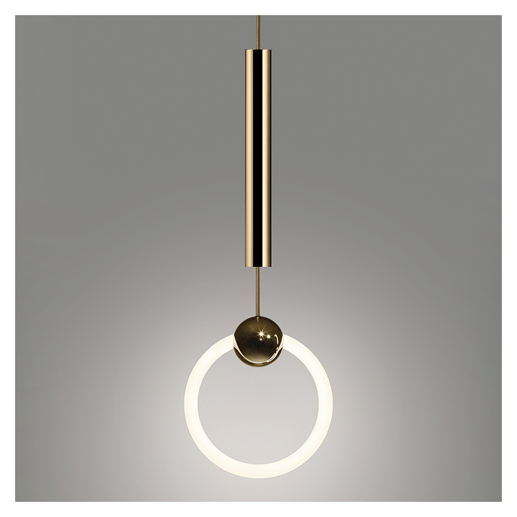 Ring Pendant Light - The Conran Shop within Well-known 1-Light Unique / Statement Geometric Pendants