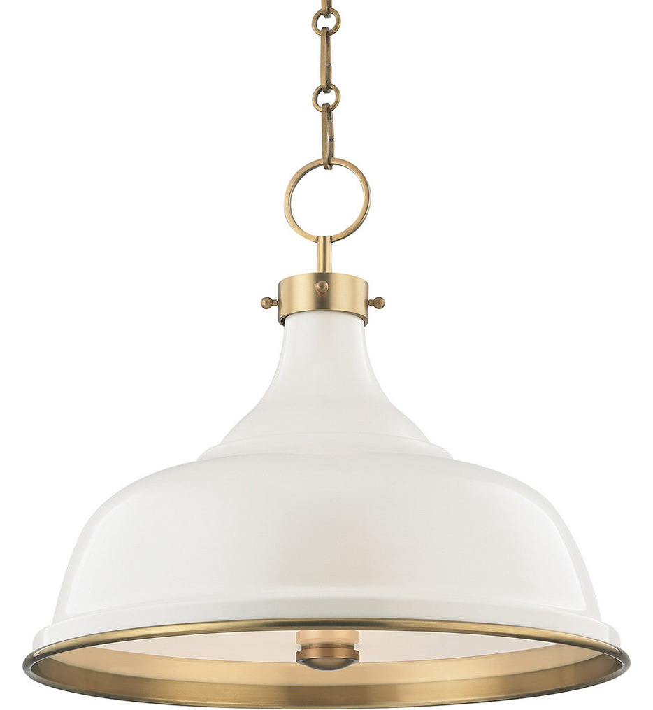 Rockland 4-Light Geometric Pendants within Well known Hudson Valley Lighting