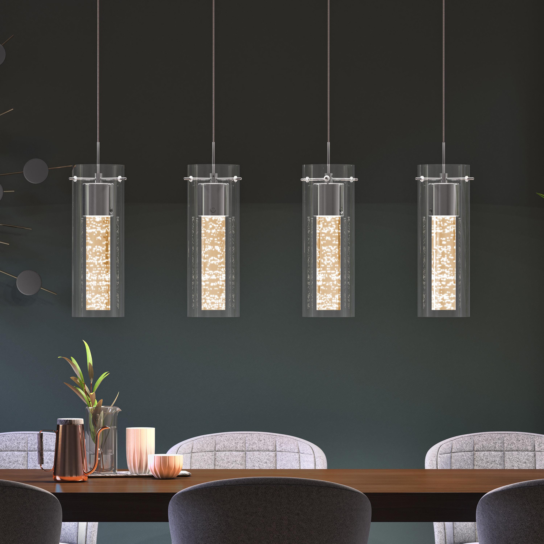 Featured Photo of Schutt 4 Light Kitchen Island Pendants
