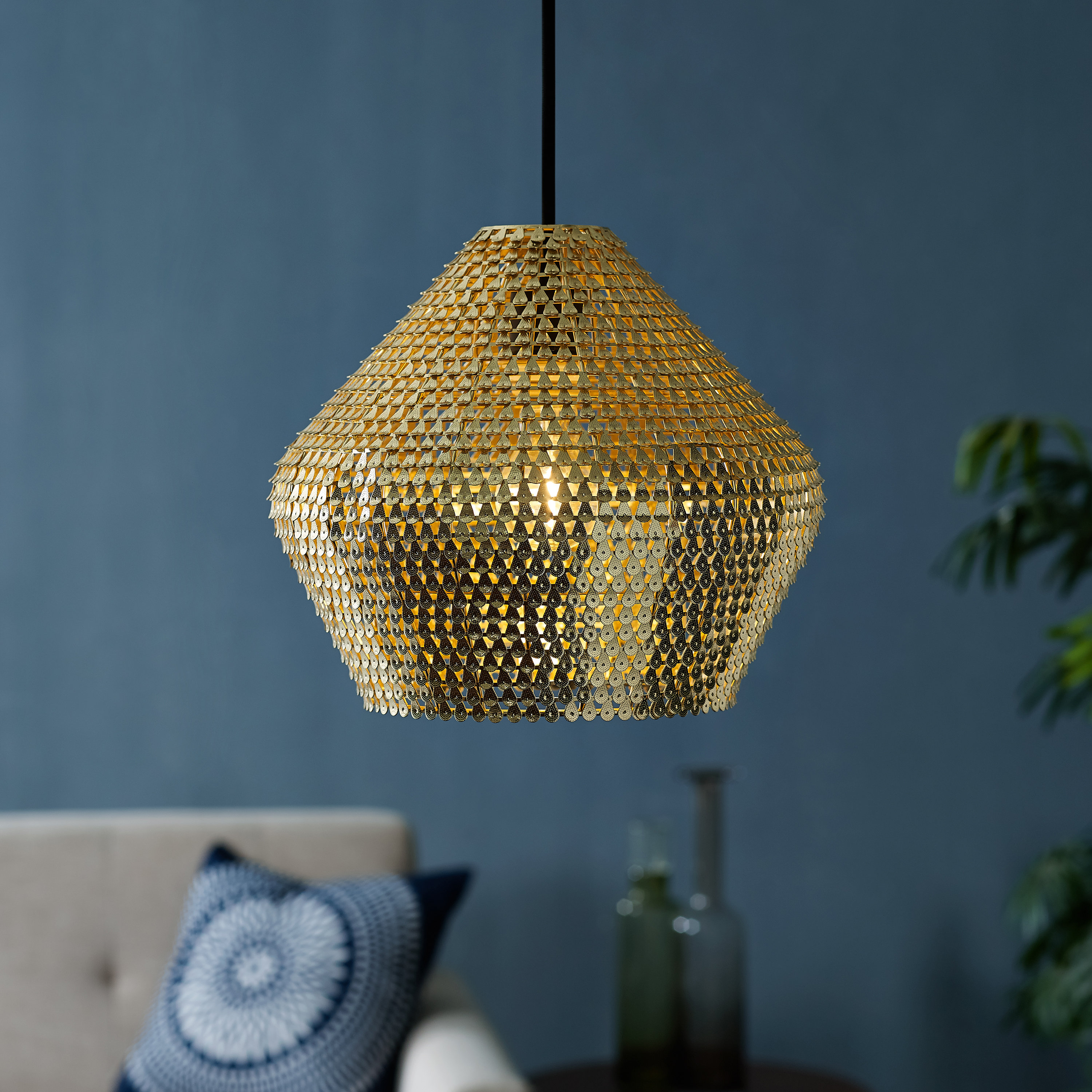 Scruggs 1 Light Geometric Pendants Regarding Well Liked Nowell 1 Light Geometric Pendant (View 13 of 25)