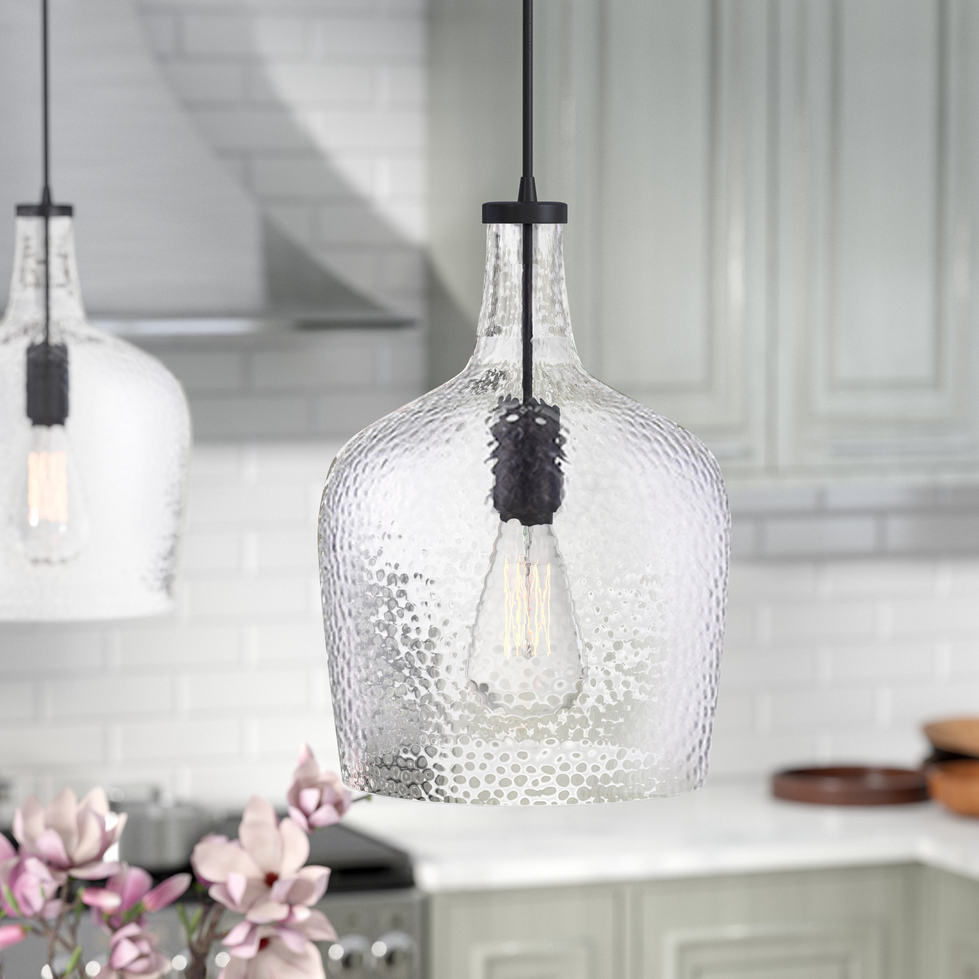 Scruggs 1 Light Geometric Pendants With Most Recently Released Williston Forge Scruggs 1 Light Geometric Pendant (View 4 of 25)