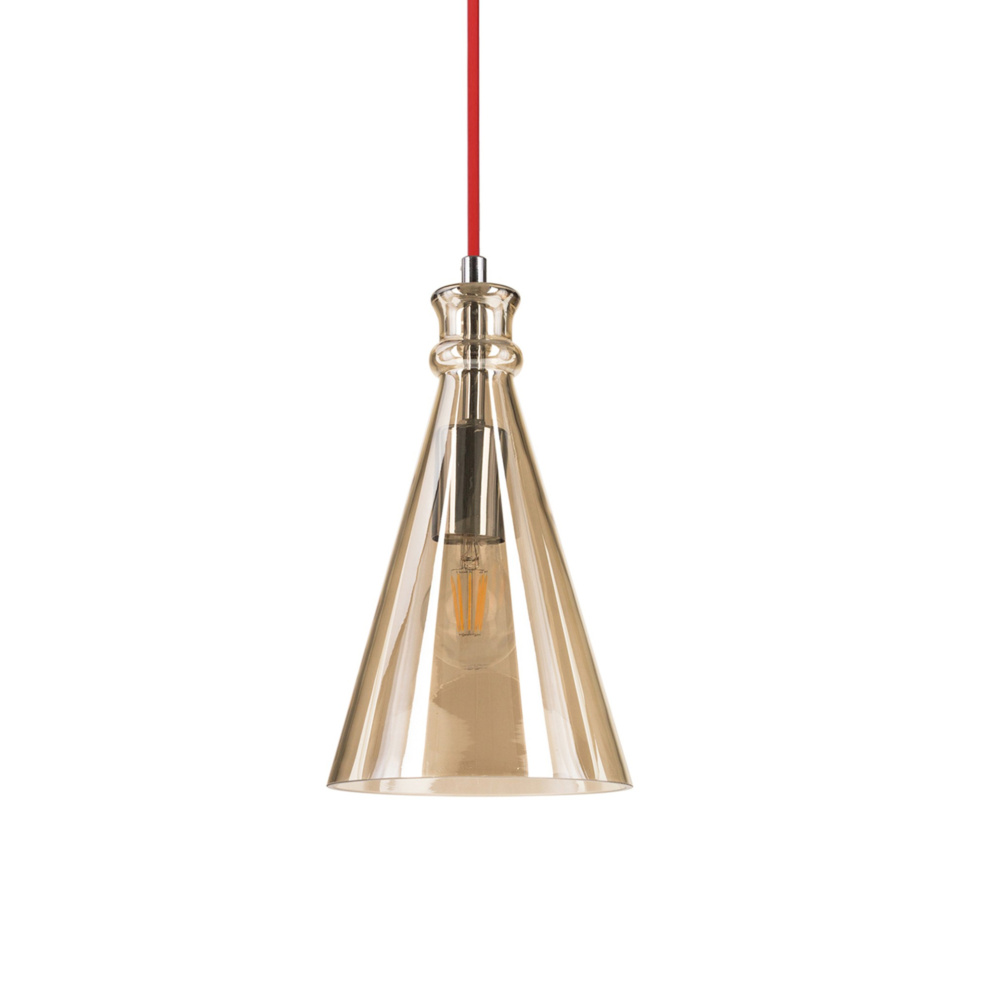 Spot Light Serena Cone Ceiling Pendant Light Throughout Preferred Guro 1 Light Cone Pendants (View 22 of 25)