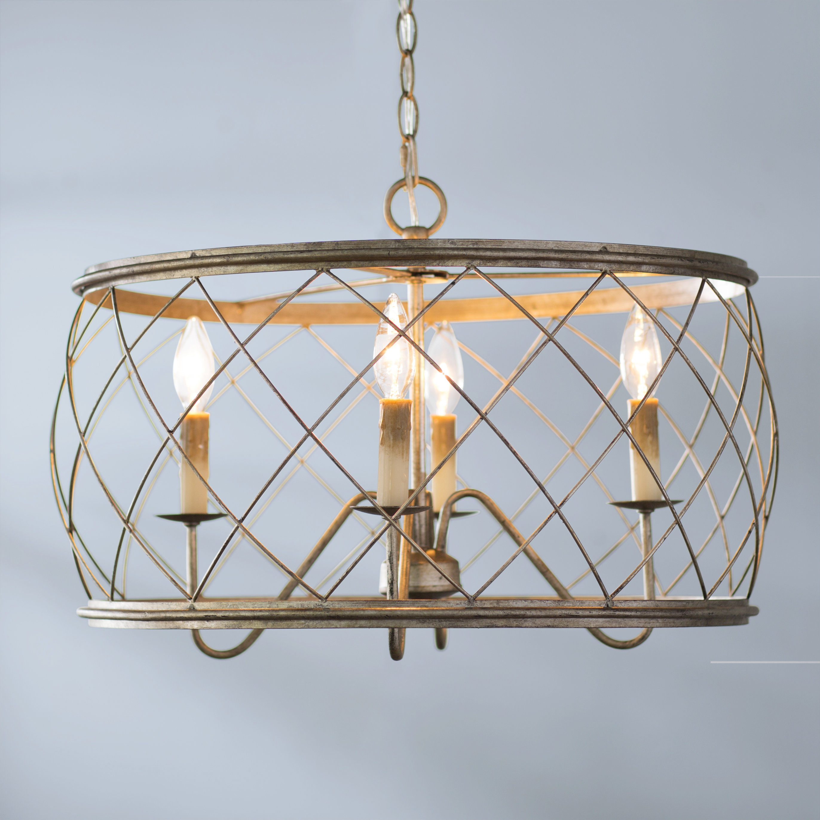 Statement Light Fixture (View 12 of 25)