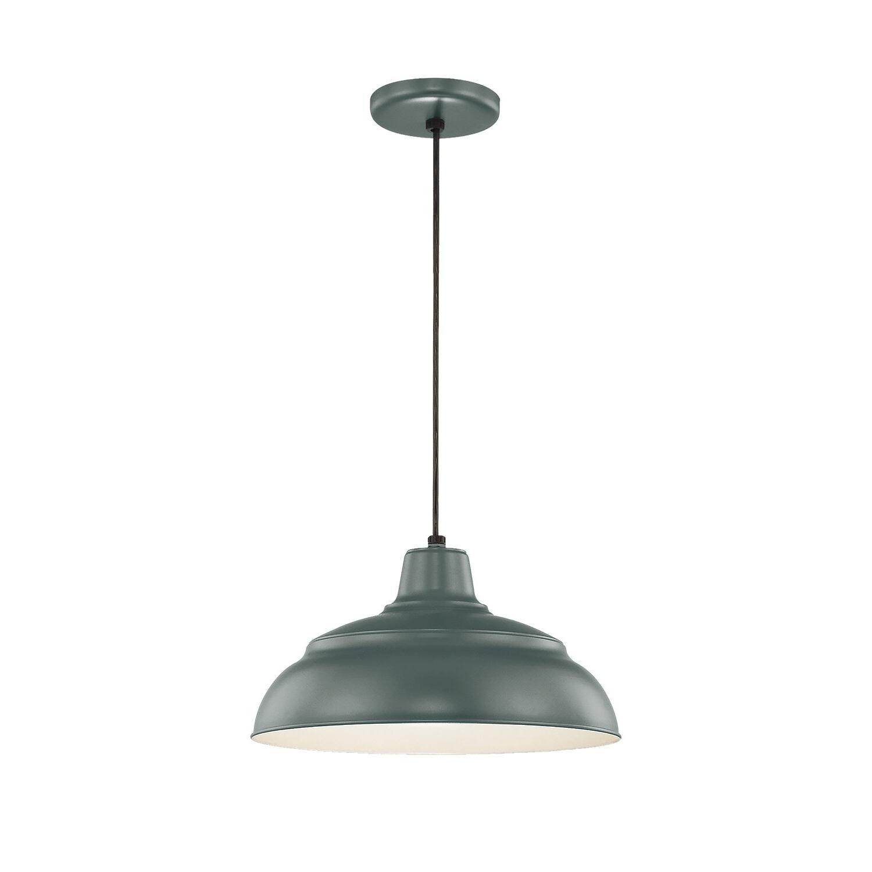 Stetson 1 Light Bowl Pendants Pertaining To Widely Used Stetson 1 Light Bowl Pendant (View 2 of 25)