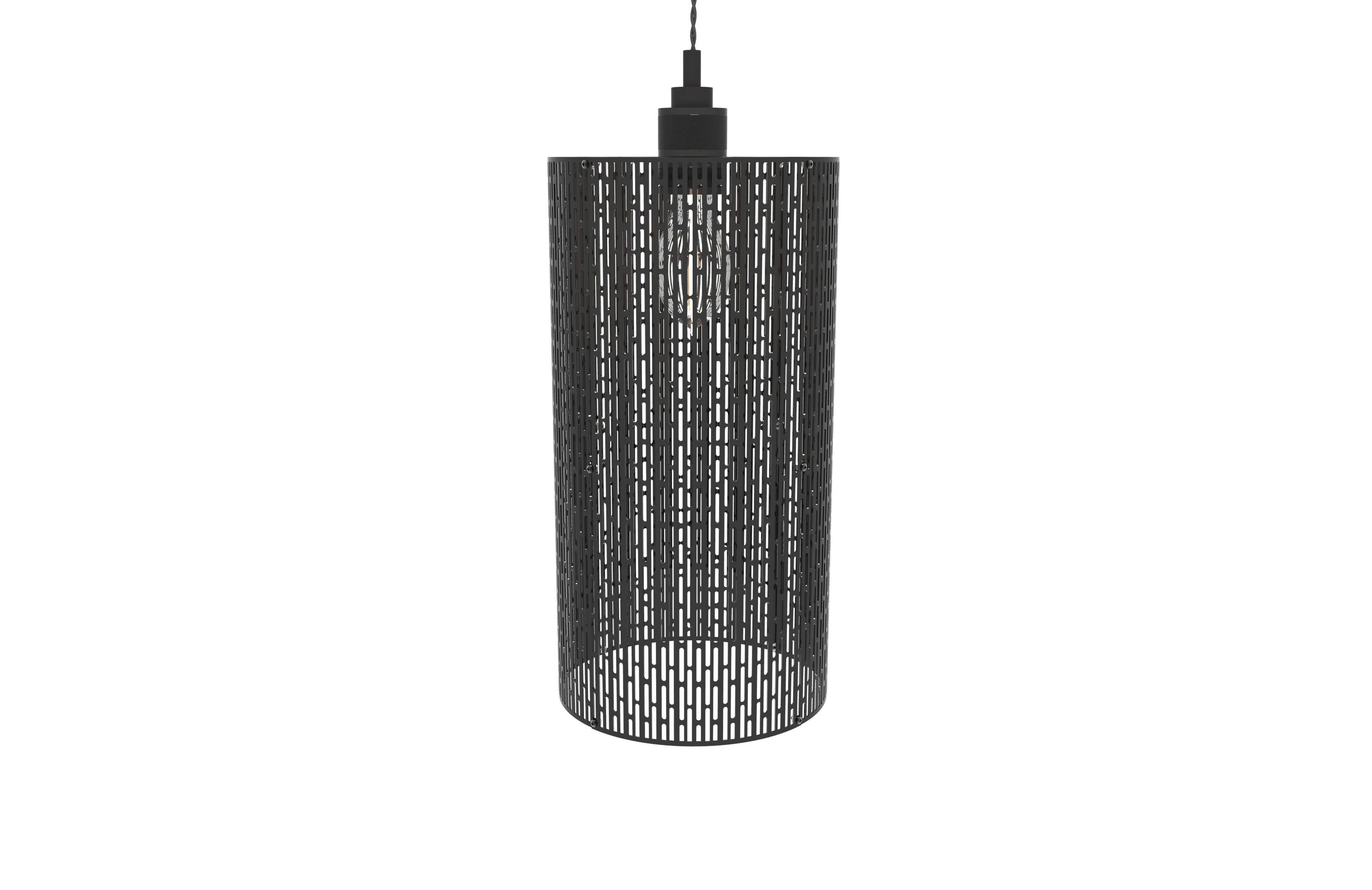 Titus 1 Light Cylinder Pendant Throughout Well Liked Schutt 1 Light Cylinder Pendants (View 5 of 25)