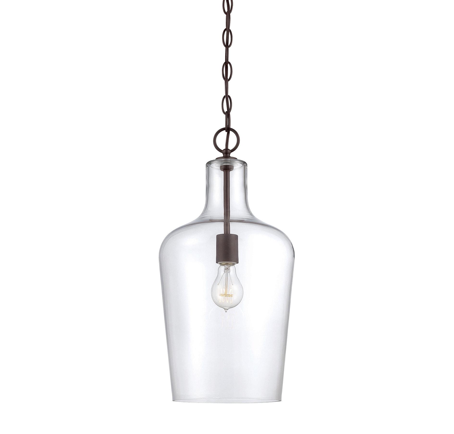 Trendy Carey 1 Light Single Bell Pendants For Carey 1 Light Single Bell Pendant (View 24 of 25)