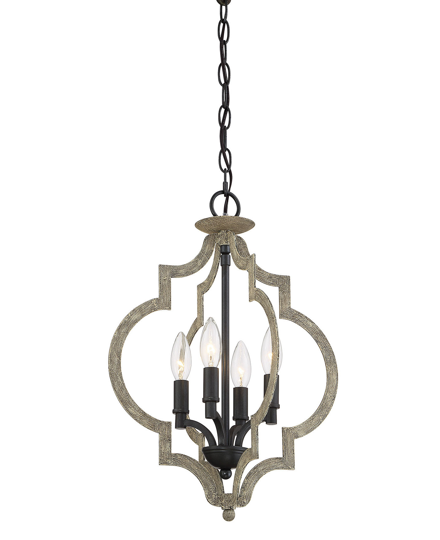Trendy Grahm 4 Light Geometric Chandelier With Regard To Kaycee 4 Light Geometric Chandeliers (View 7 of 25)