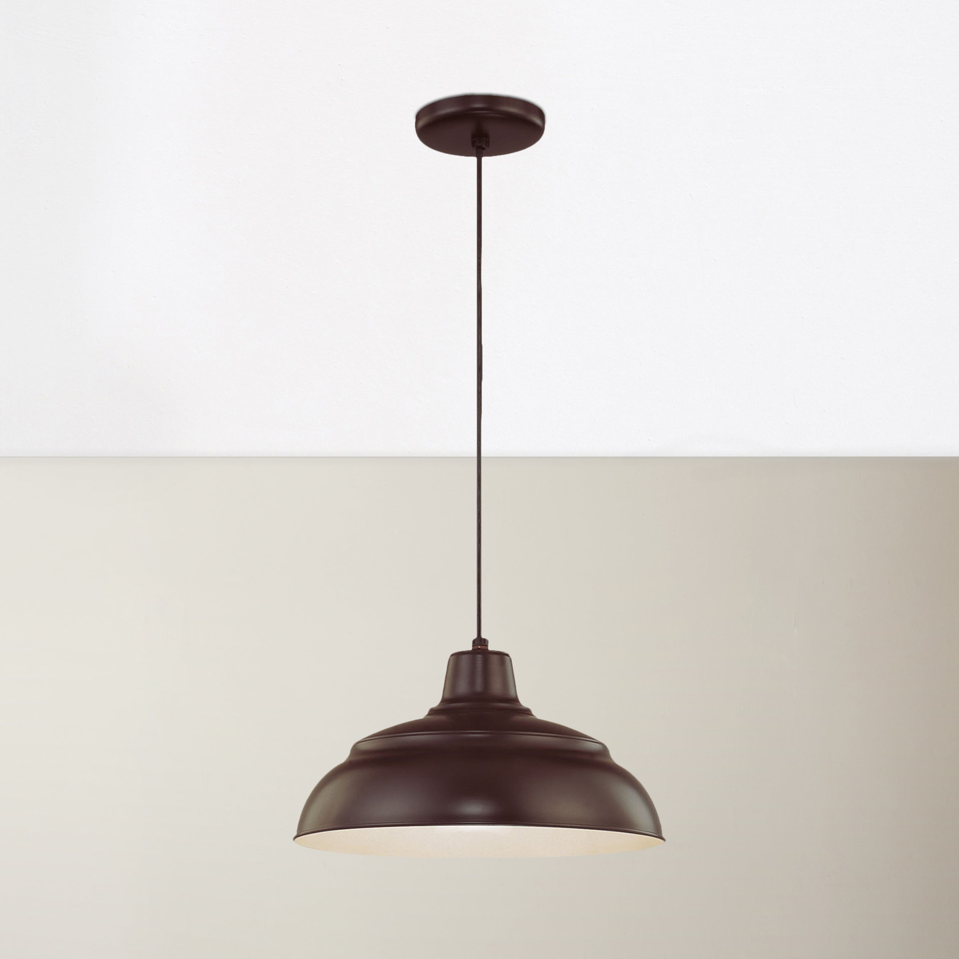 Trendy Stetson 1 Light Bowl Pendant For Abordale 1 Light Single Dome Pendants (View 22 of 25)