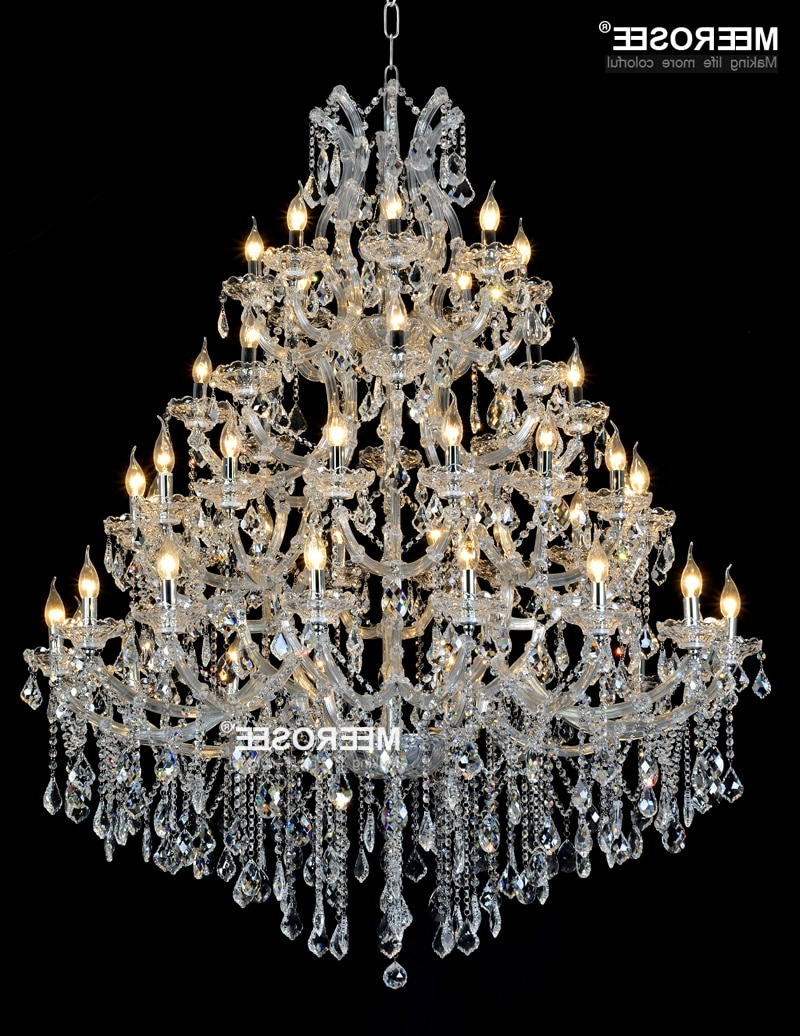 [%Us $2140.72 25% Off|Luxurious Large Crystal Chandelier Lighting Maria  Theresa Crystal Light For Hotel Project Restaurant Lustres Luminaria  Lamp In Inside Newest Thresa 5 Light Shaded Chandeliers|Thresa 5 Light Shaded Chandeliers Regarding Most Recent Us $2140.72 25% Off|Luxurious Large Crystal Chandelier Lighting Maria  Theresa Crystal Light For Hotel Project Restaurant Lustres Luminaria  Lamp In|Popular Thresa 5 Light Shaded Chandeliers In Us $2140.72 25% Off|Luxurious Large Crystal Chandelier Lighting Maria  Theresa Crystal Light For Hotel Project Restaurant Lustres Luminaria  Lamp In|Most Recent Us $ (View 25 of 25)