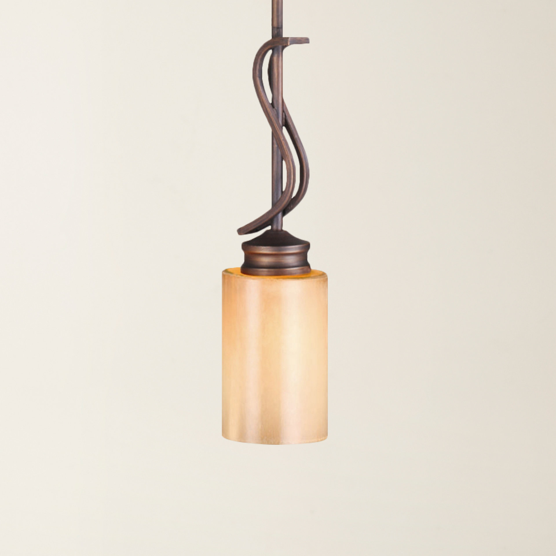 Wayfair Within Most Up To Date Rockland 4 Light Geometric Pendants (View 22 of 25)