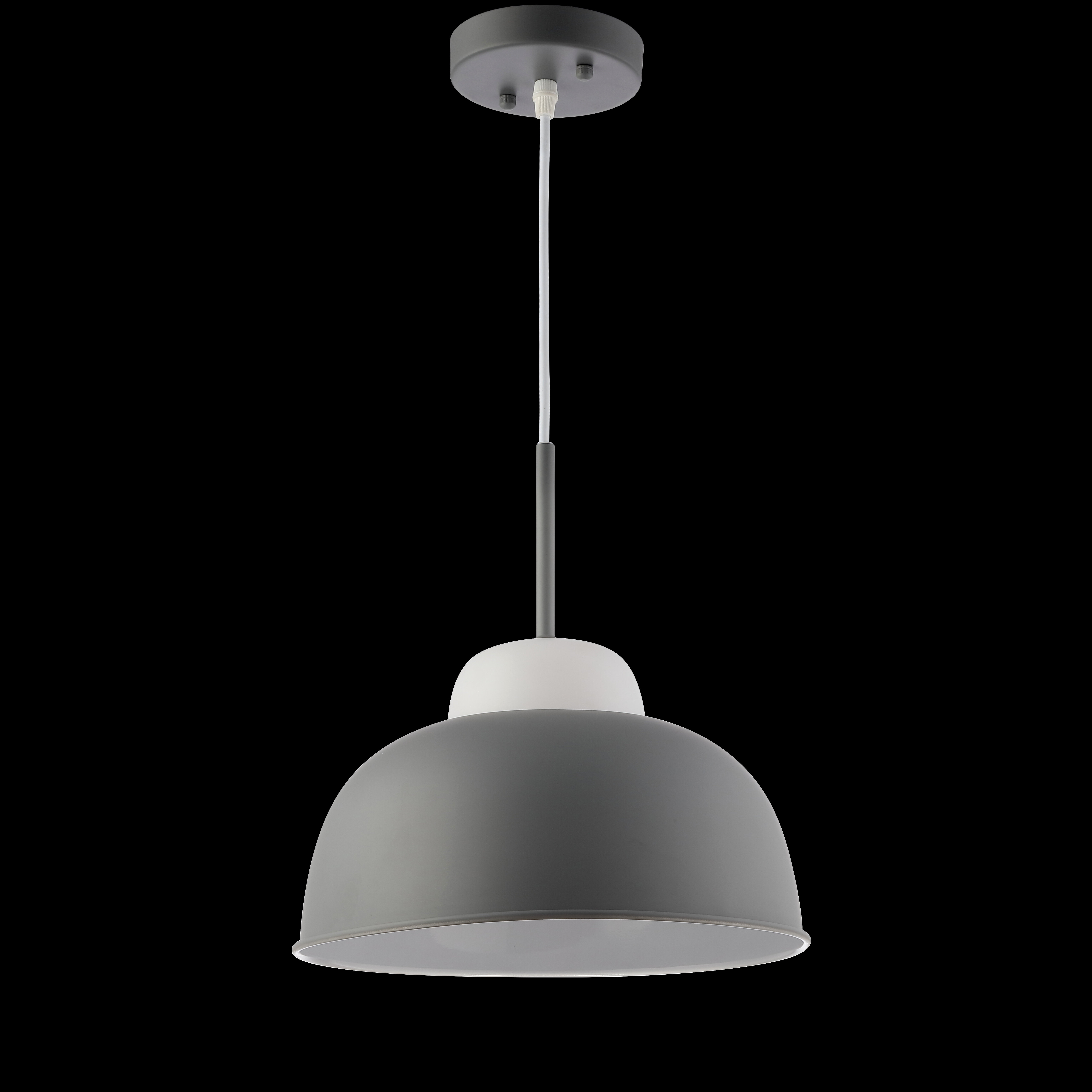 Well Known Abernathy 1 Light Dome Pendants With Regard To Damarion Adjustable 1 Light Dome Pendant (View 12 of 25)