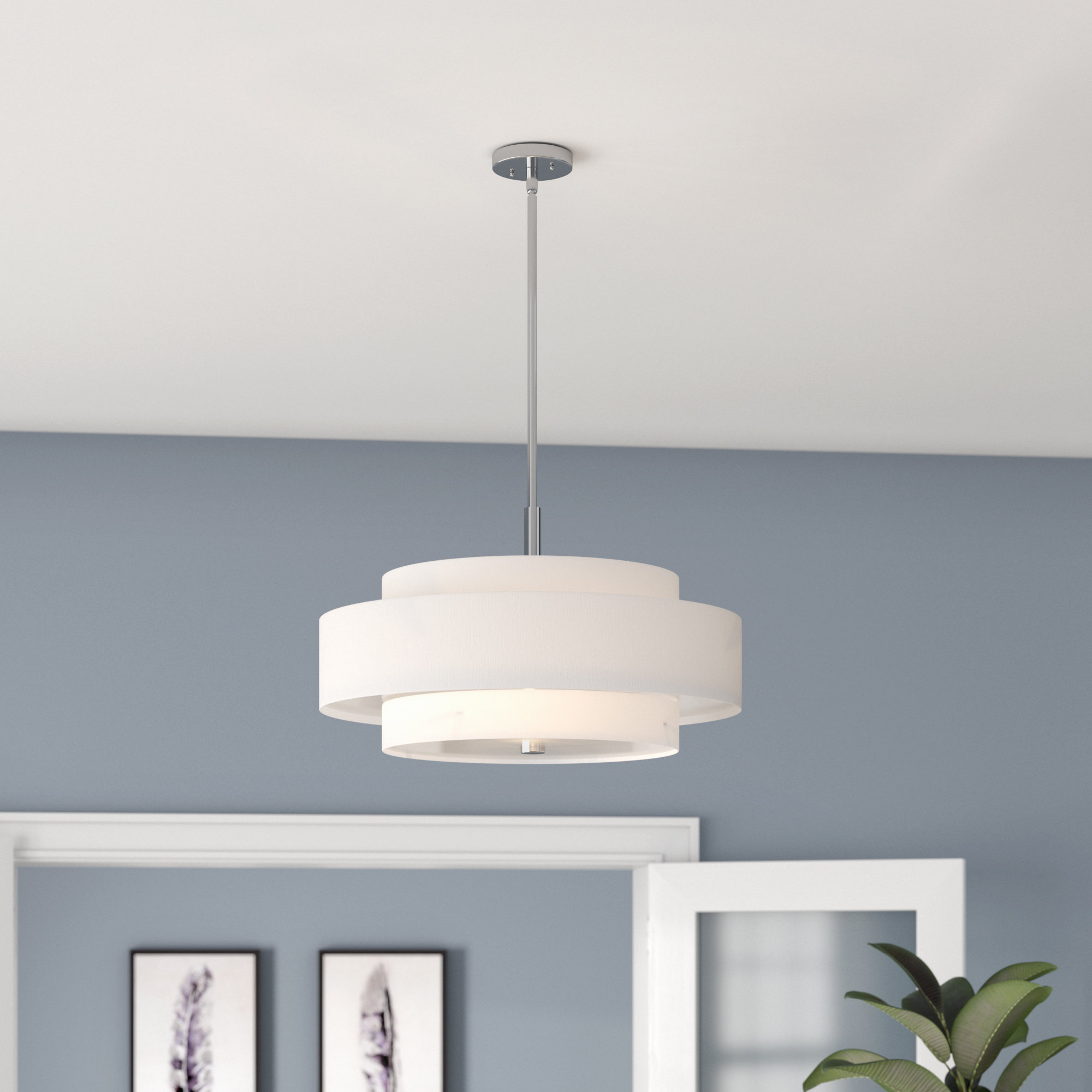 Well Known Alina 5 Light Drum Chandelier Pertaining To Harlan 5 Light Drum Chandeliers (View 12 of 25)