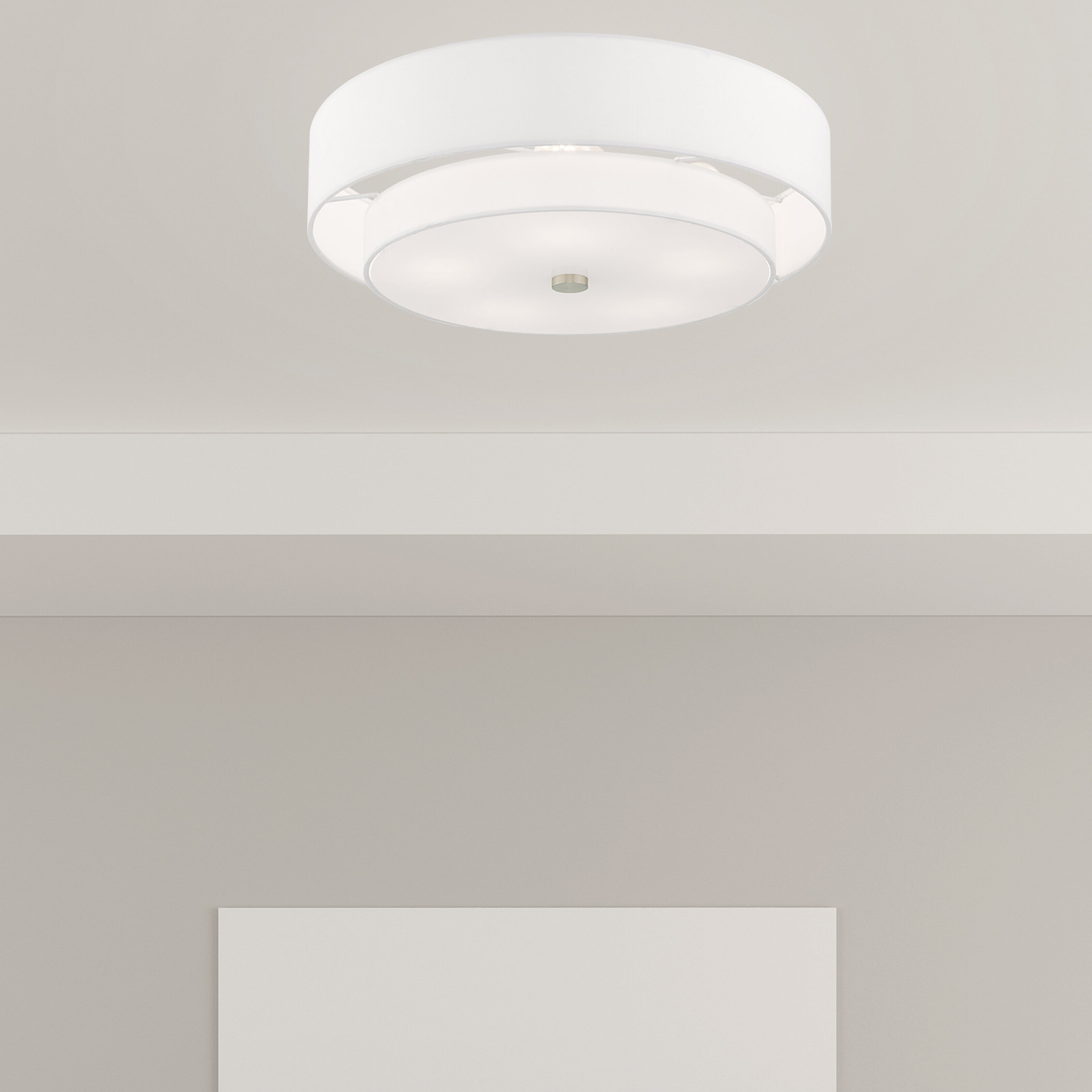 Well Known Alina 5 Light Drum Semi Flush Mount For Alina 5 Light Drum Chandeliers (View 20 of 25)