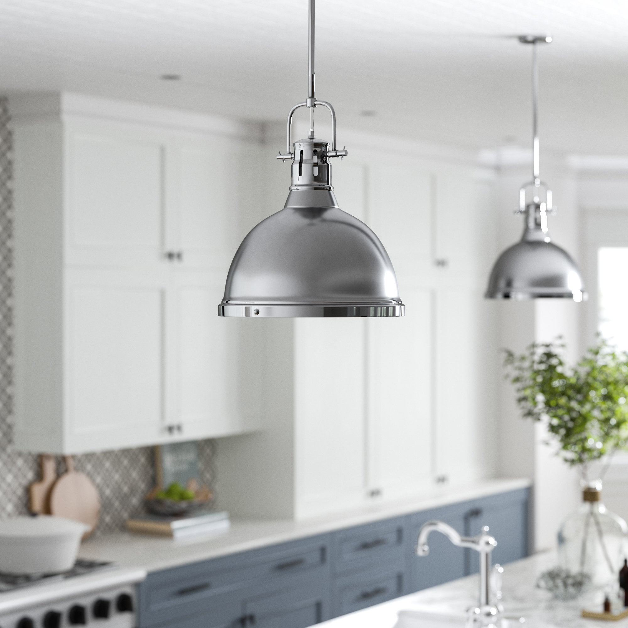 Well Known Bodalla 1 Light Single Bell Pendant Within Freeda 1 Light Single Dome Pendants (View 6 of 25)