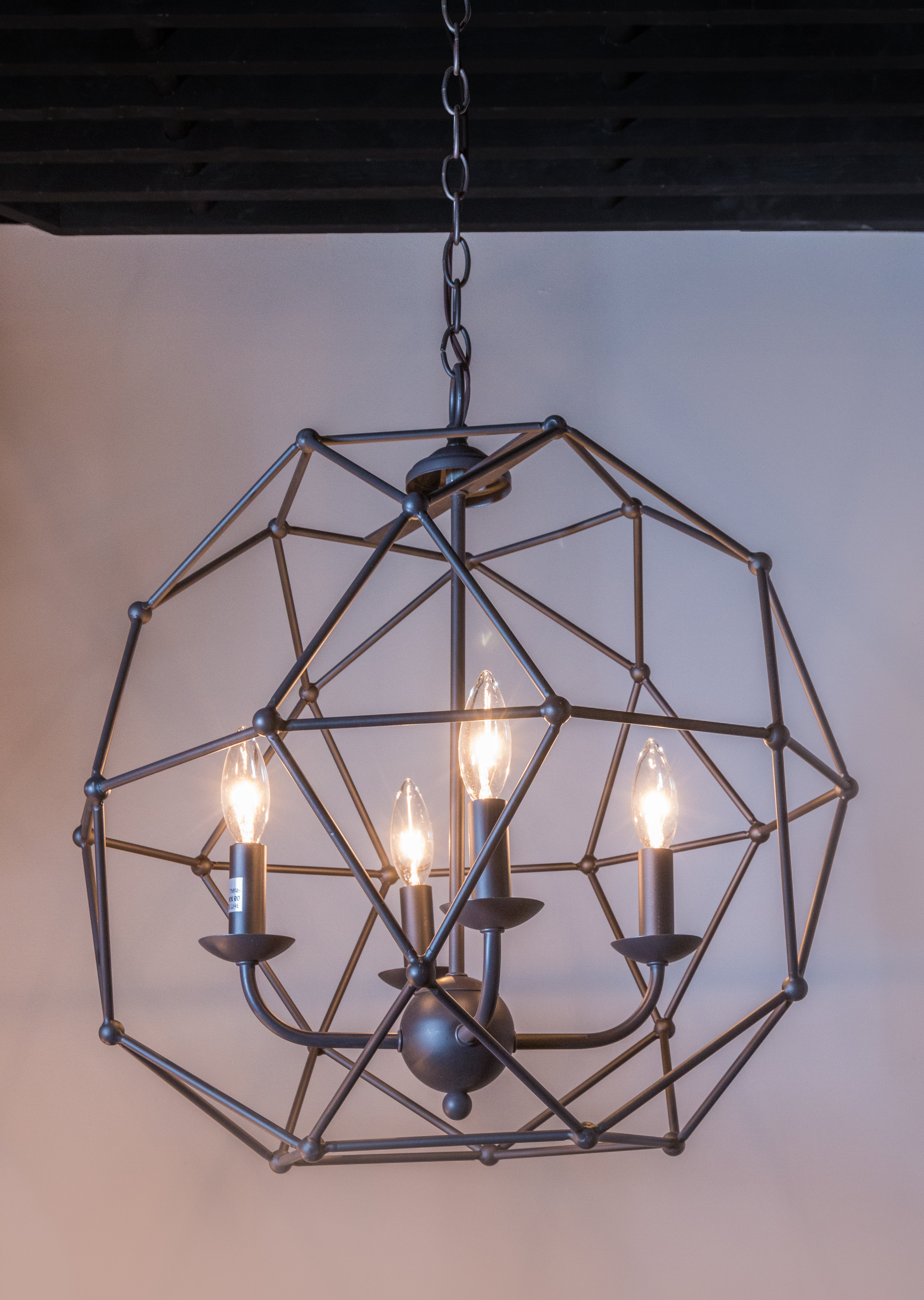 Well Known Cavanagh 4 Light Geometric Chandeliers For Mercury Row Cavanagh 4 Light Geometric Chandelier (View 4 of 25)
