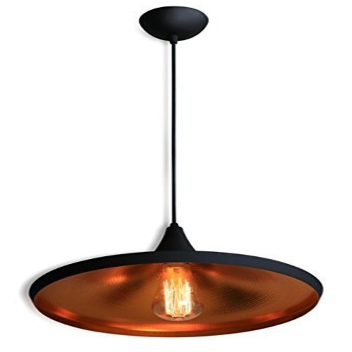 Well Known Details About Pendant Light Led Ceiling Lights Lamp Shade Industrial Cafe  Lighting Kitchen Bar Regarding Akash Industrial Vintage 1 Light Geometric Pendants (View 23 of 25)