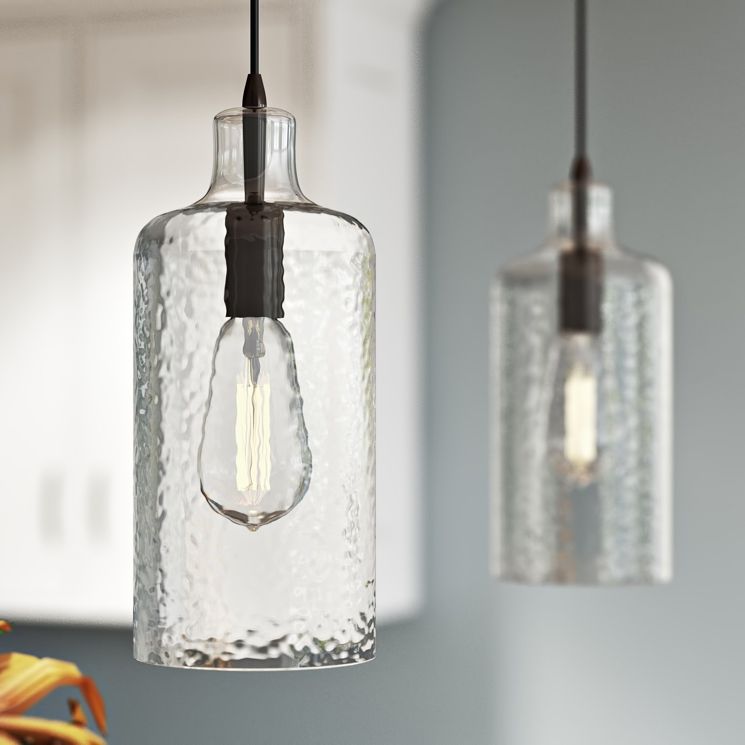 Well Known Scruggs 1 Light Geometric Pendants Regarding Pigg 1 Light Cylinder Pendant (View 7 of 25)