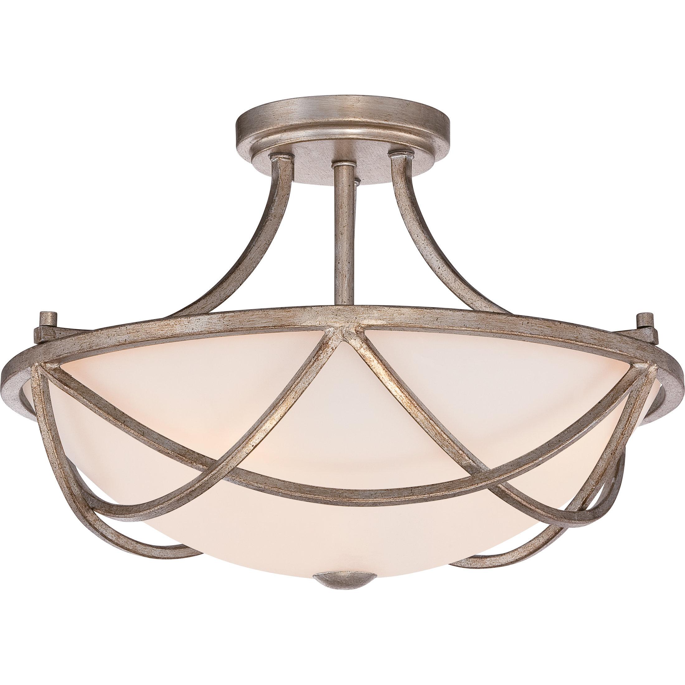 Well Liked Hedda 2 Light Single Bowl Pendant For Newent 3 Light Single Bowl Pendants (View 25 of 25)