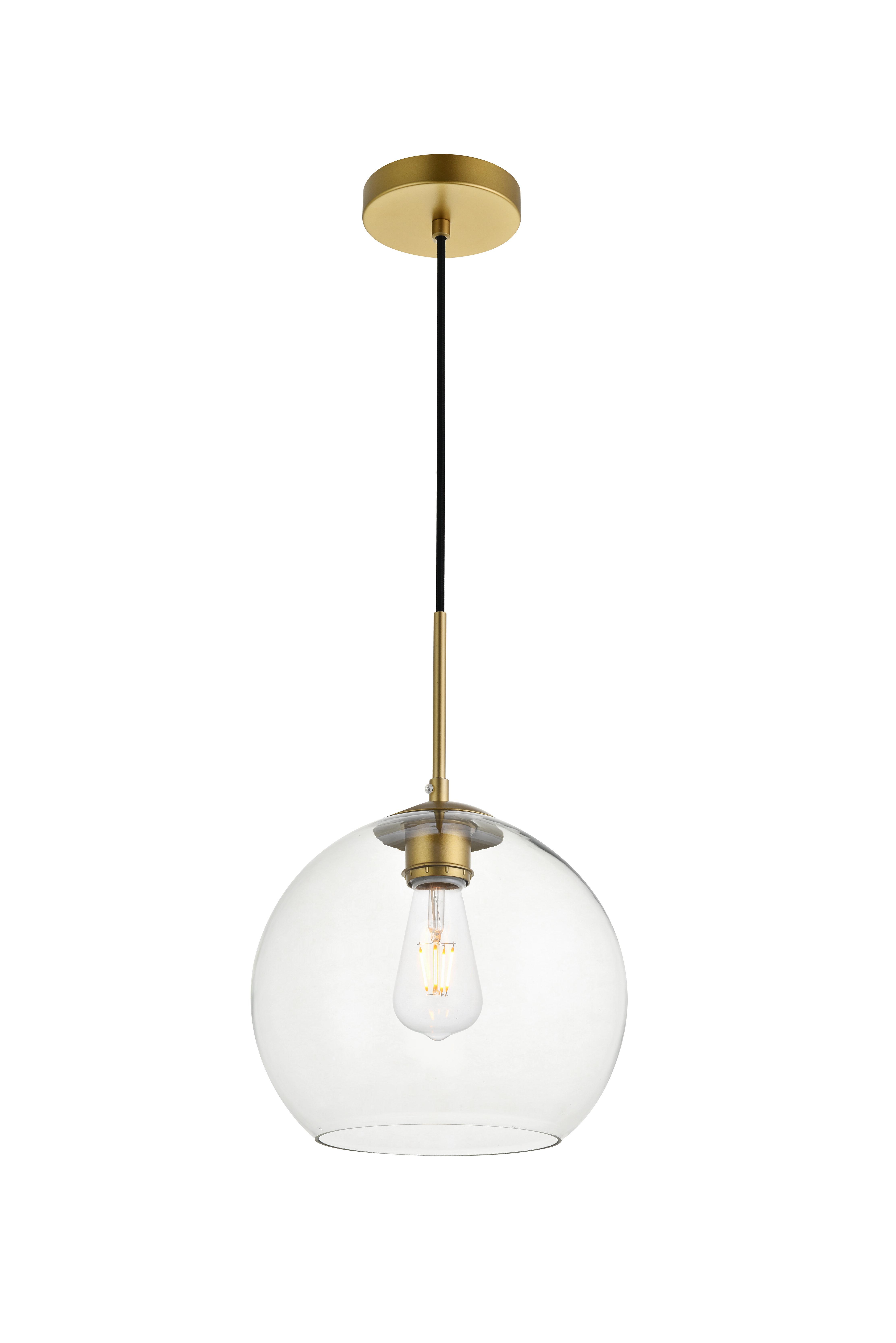 Well Liked Mercury Row Yearwood 1 Light Single Globe Pendant In Bautista 1 Light Single Globe Pendants (View 17 of 25)