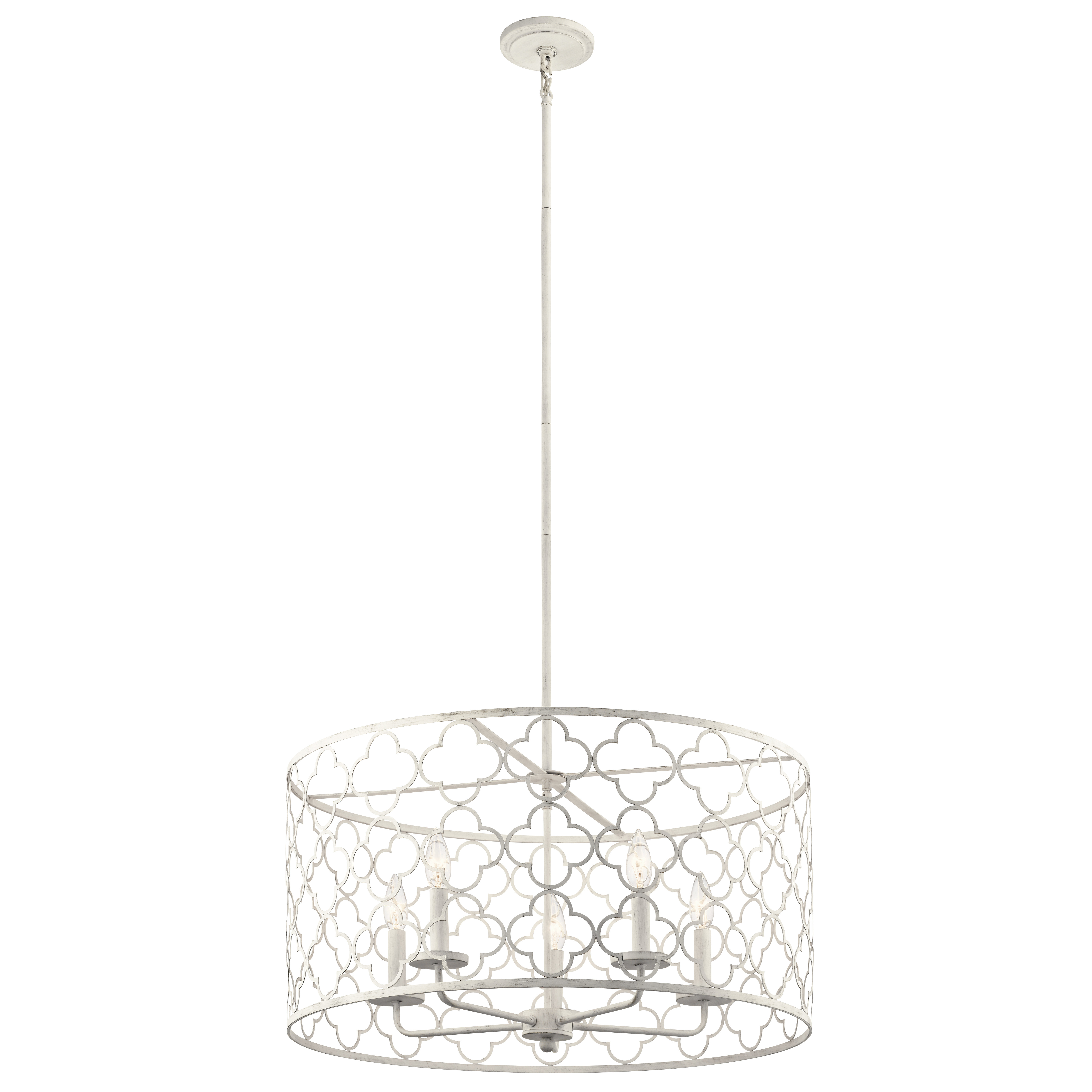 Widely Used Diller 5 Light Drum Chandelier Intended For Gisselle 4 Light Drum Chandeliers (View 25 of 25)