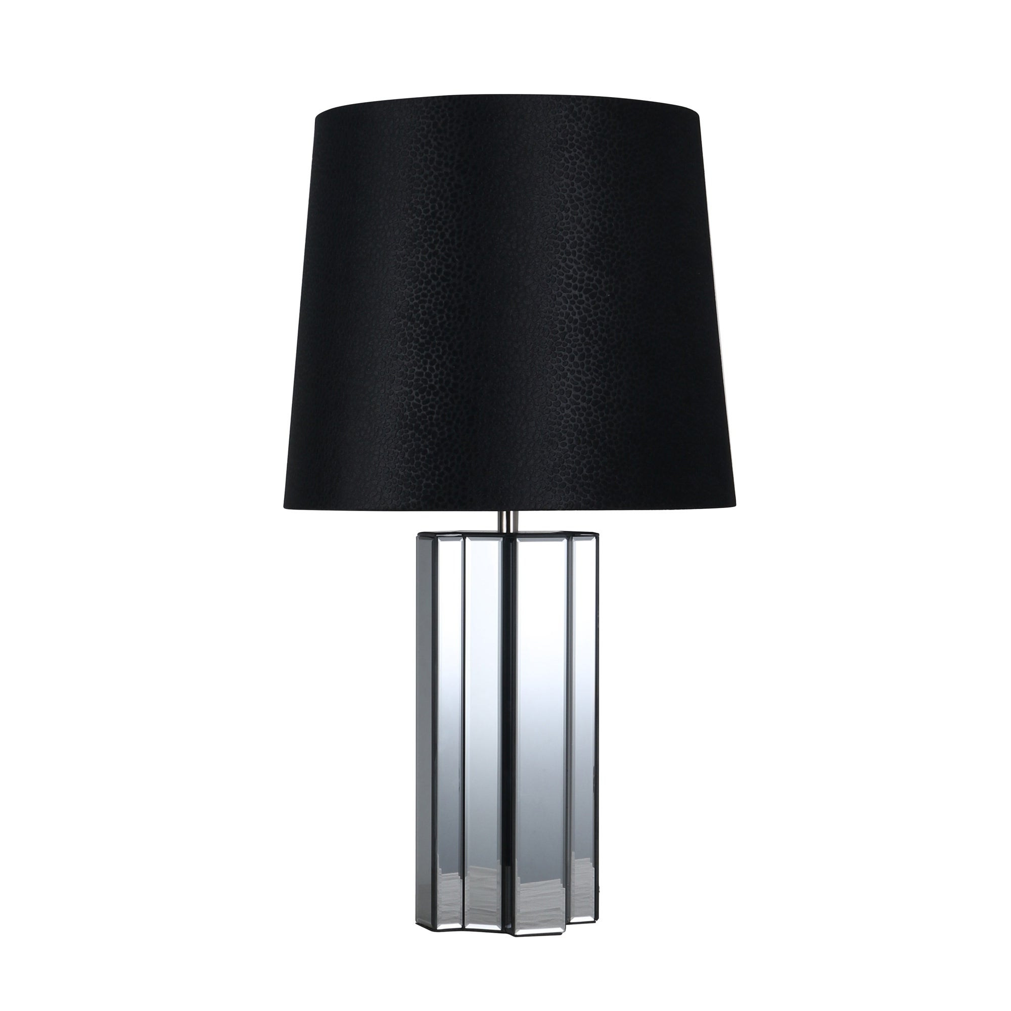 Widely Used Glass, Black Table Lamps (View 23 of 25)