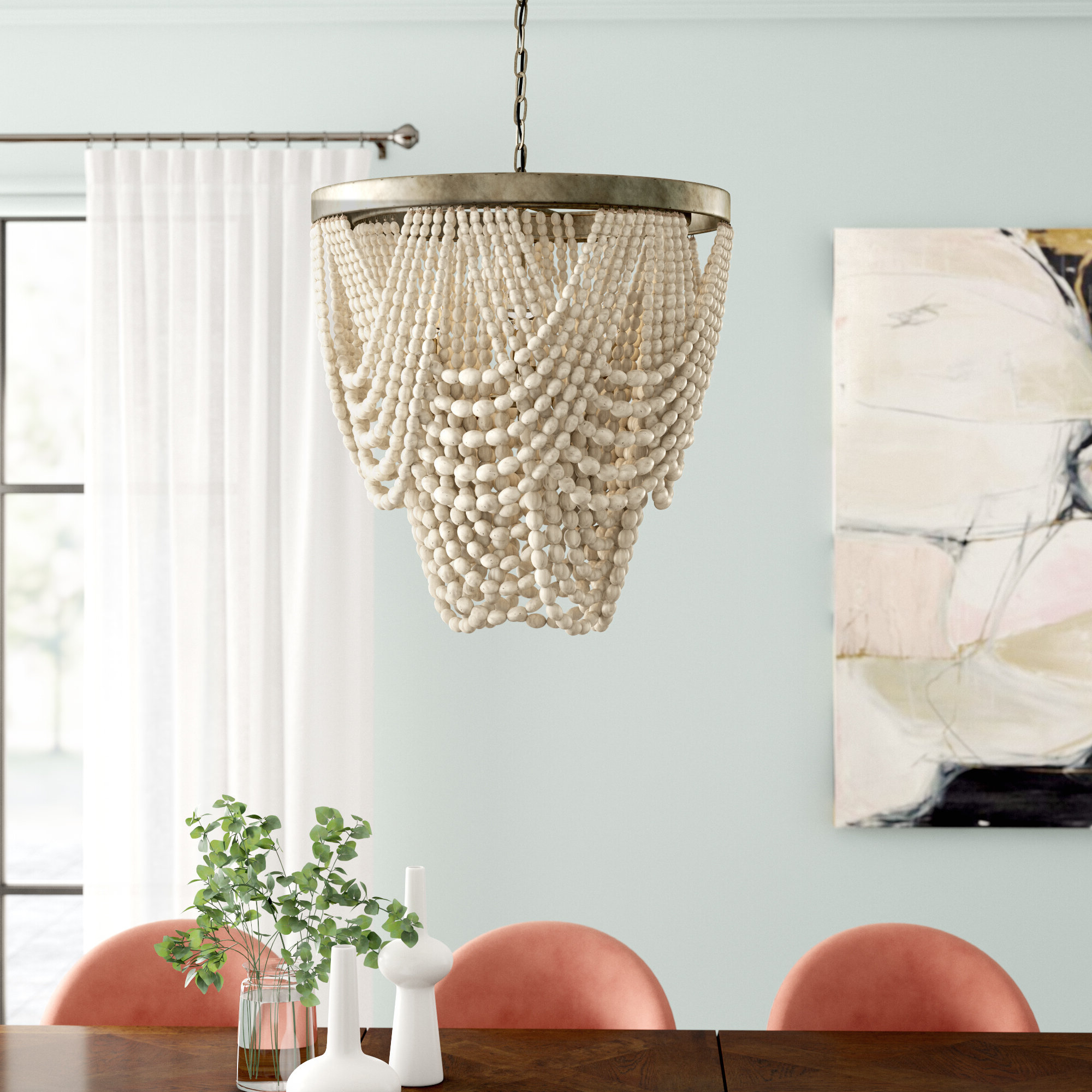 Widely Used Hatfield 3 Light Novelty Chandeliers Within Hatfield 3 Light Novelty Chandelier (View 4 of 25)