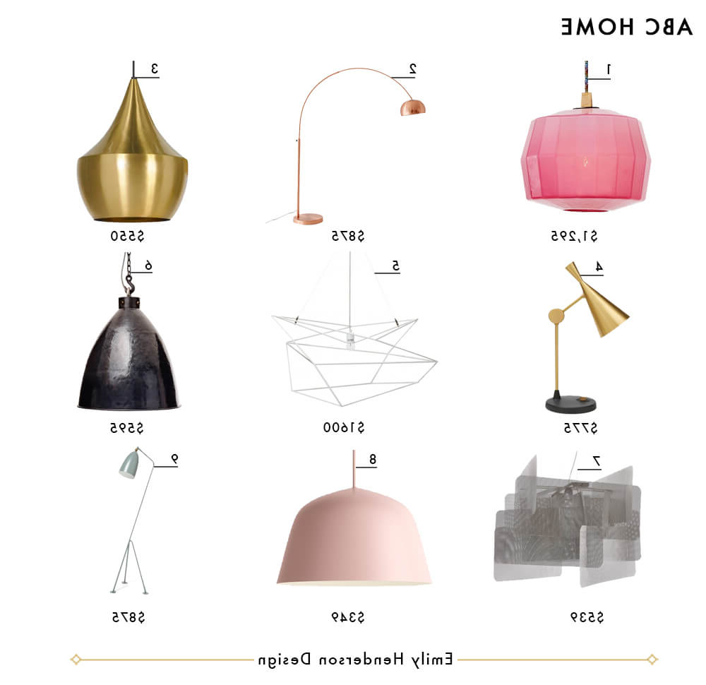 Widely Used Jayce 1 Light Cylinder Pendants With Regard To My Favorite 37 Online Lighting Resources – Emily Henderson (View 25 of 25)