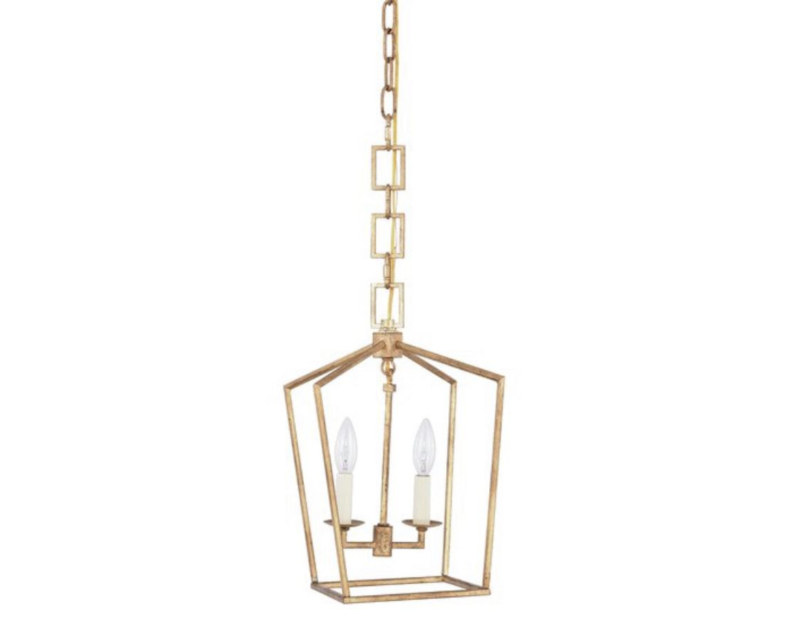 You Light Up My Regarding Latest Isoline 2 Light Lantern Geometric Pendants (View 6 of 25)
